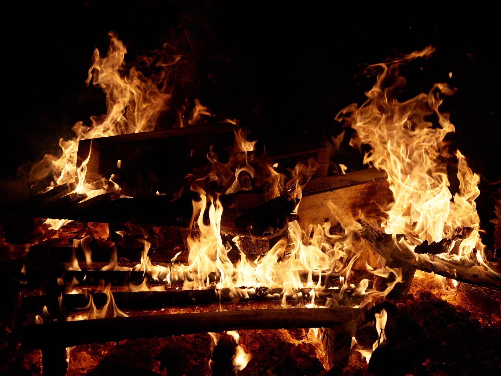 fire by carsten.moczarski