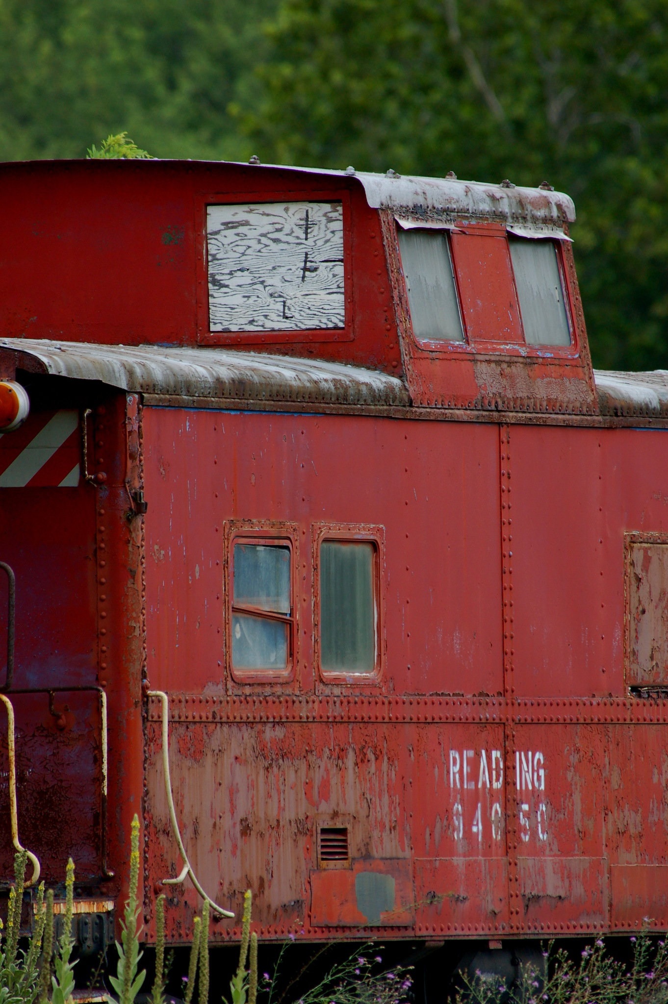 old caboose  by pgavin5000