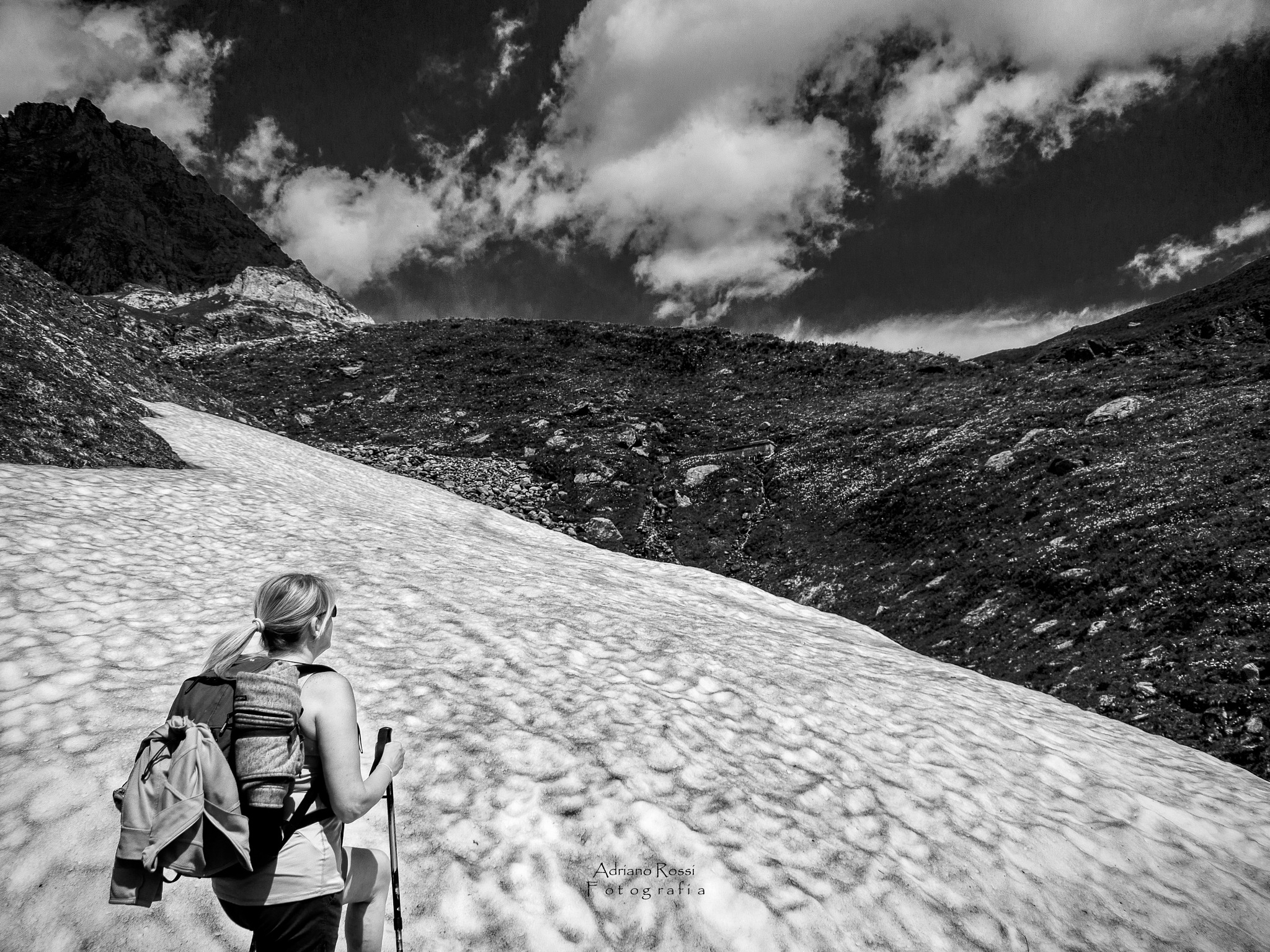 .. towards the summit ... by adriano.rossi.7965