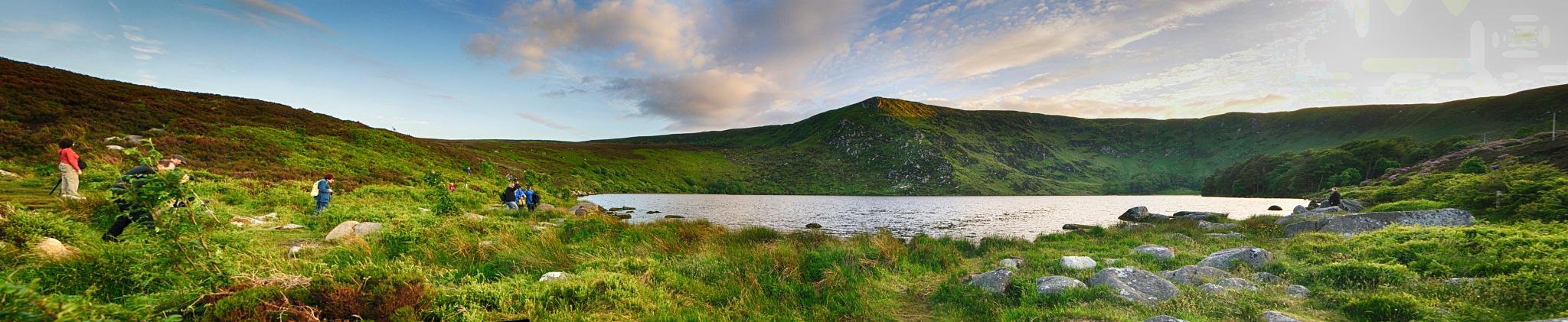 Panorama (61) - TPS Outing - Glencree (June 2013) (12) by Derek Clarke