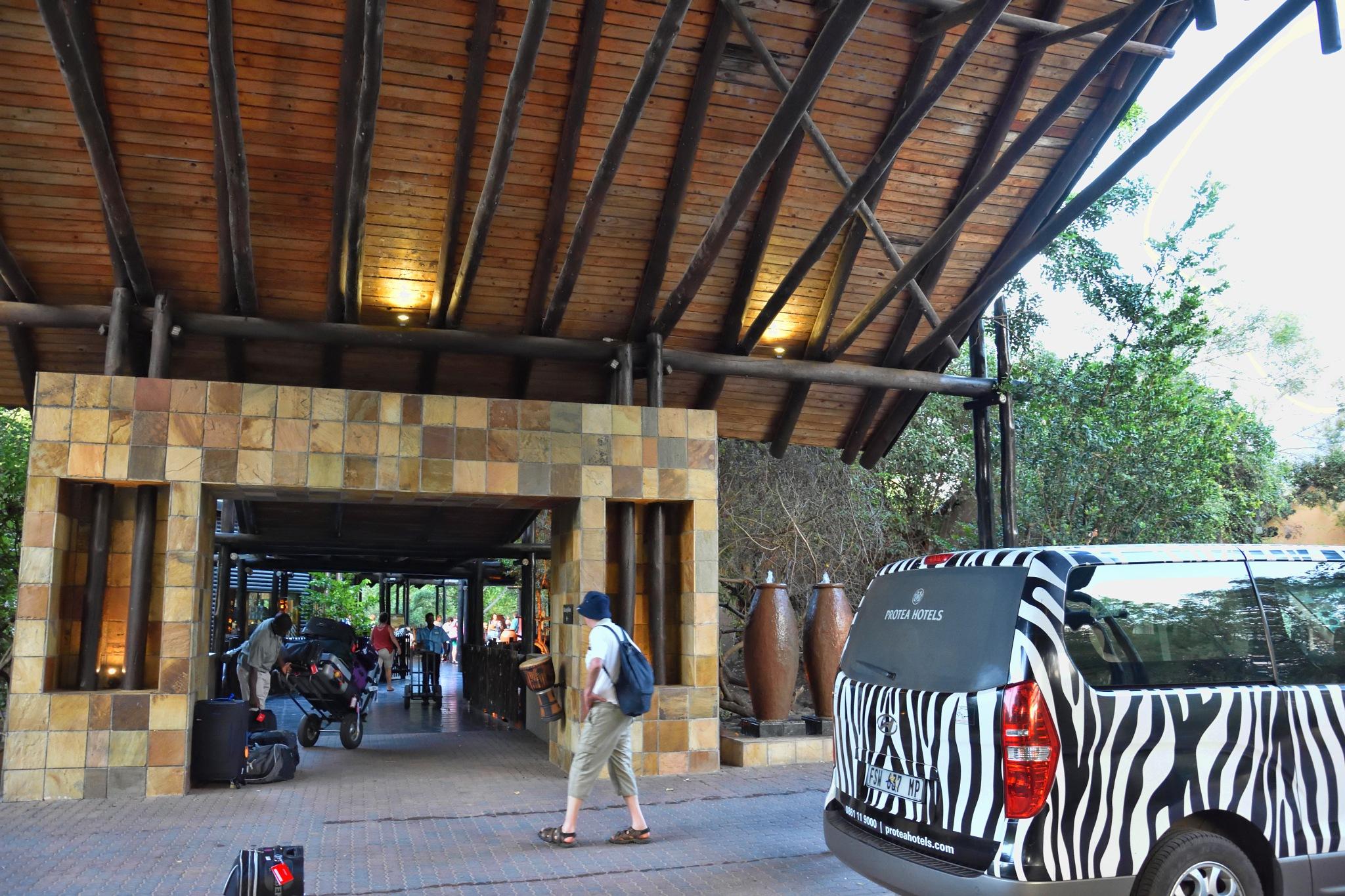 South Africa - Kruger Park (01) by Derek Clarke