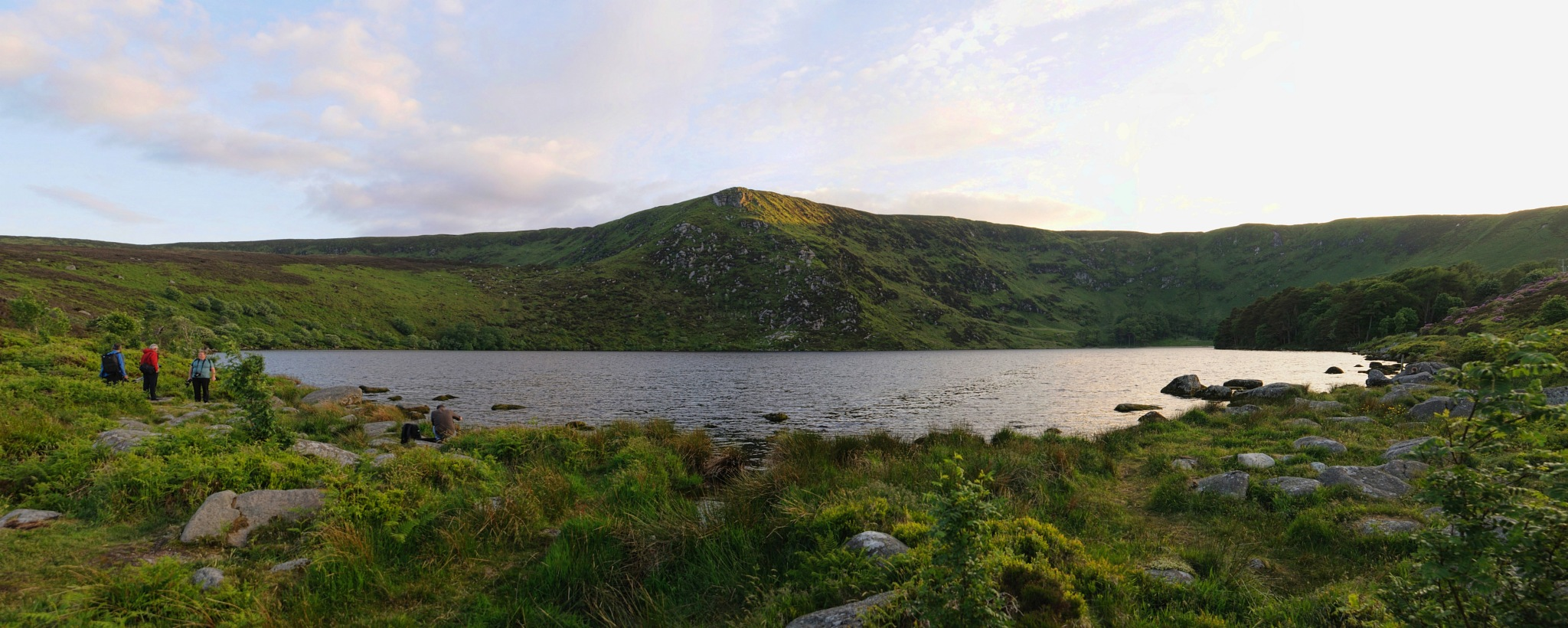 Panorama (59) - TPS Outing - Glencree (June 2013) (10) by Derek Clarke