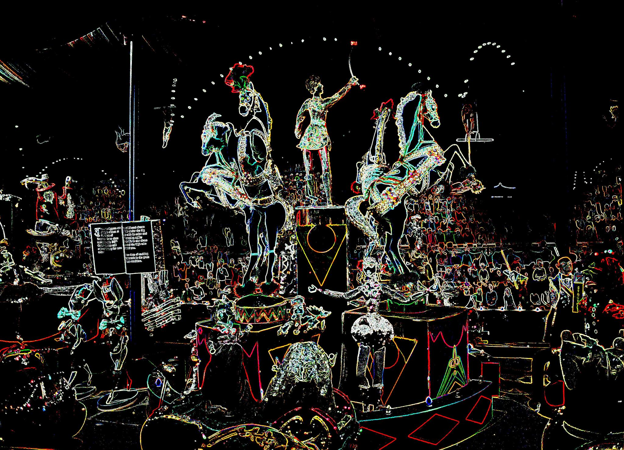 Photo in Abstract #abstract #manipulation #circus