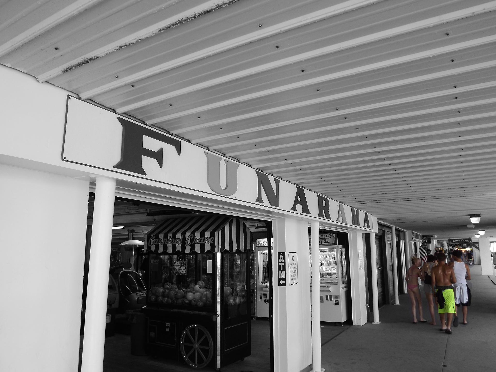 Funarama With Photoshop by coffeensmokes