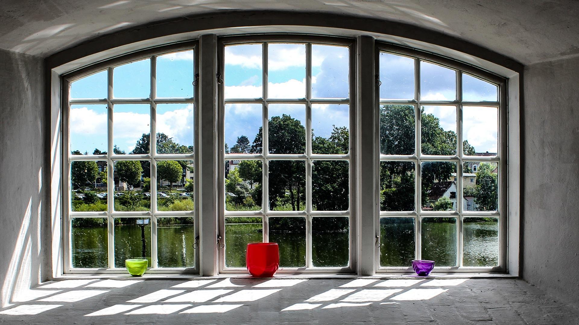 Window by Lothar Heller