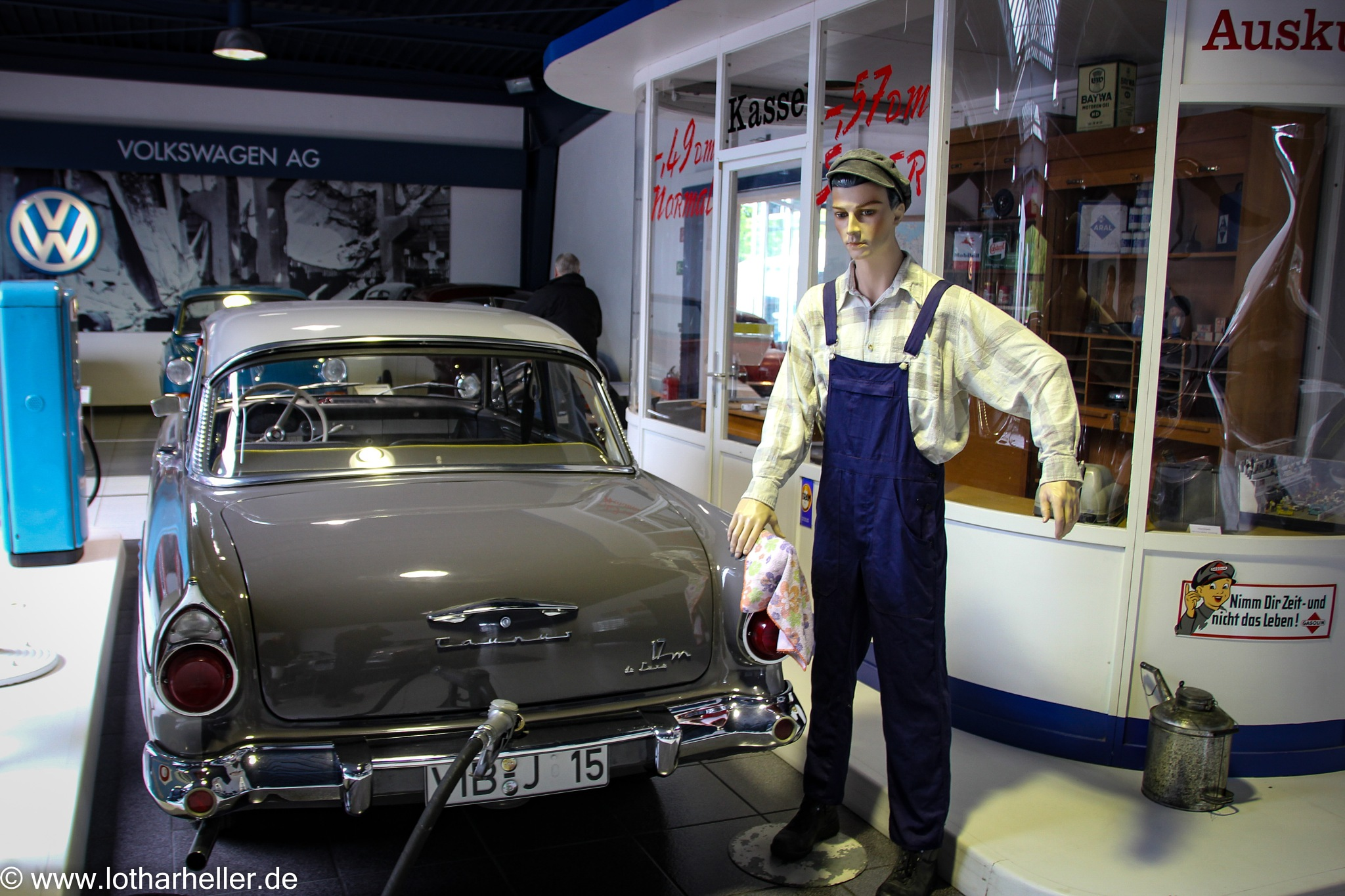 EFA Automuseum by Lothar Heller