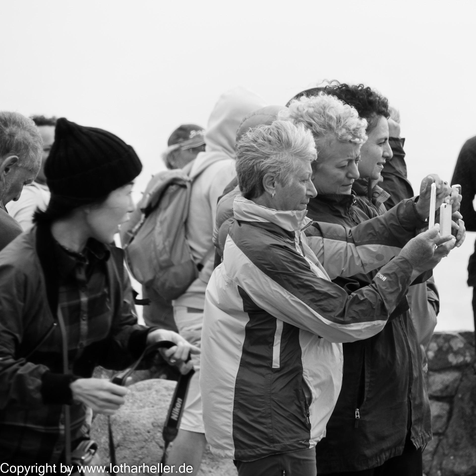 Photographers Wind by Lothar Heller