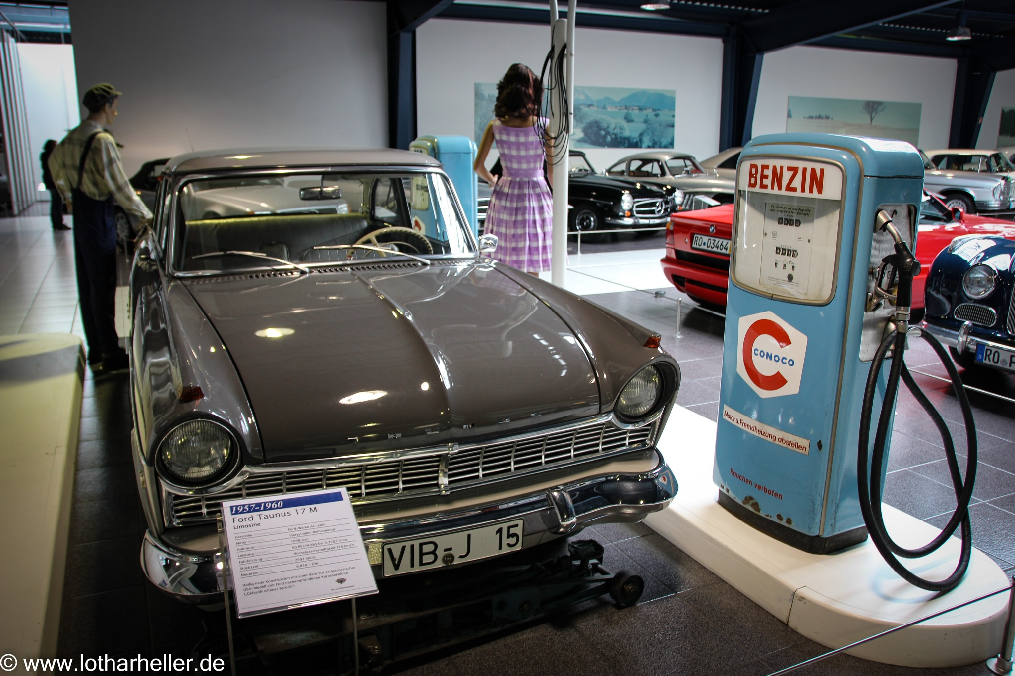 Ford Taunus 17m by Lothar Heller