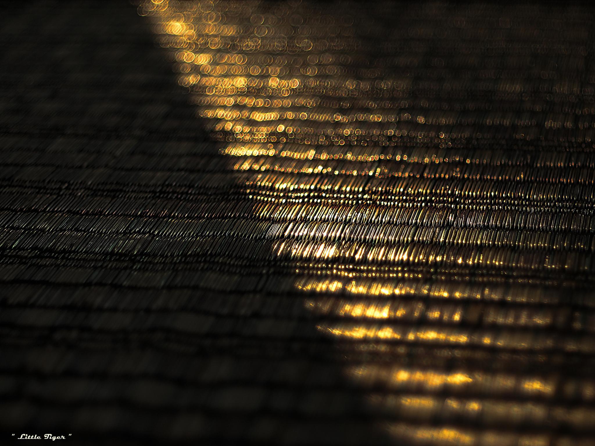 Light and shadow by PJ. Jakranuwat
