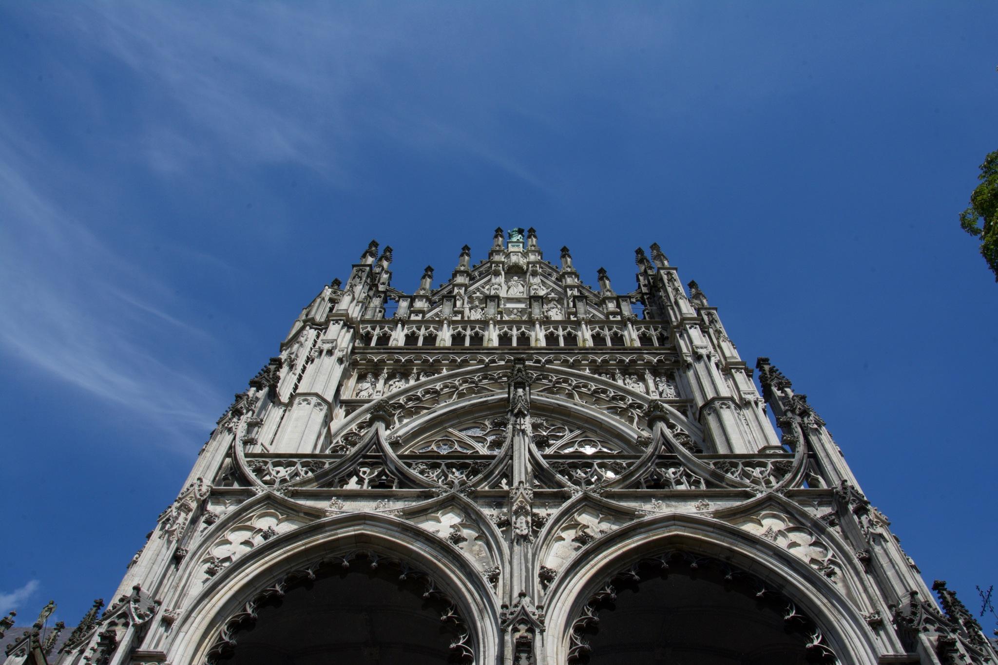 Church! by Ronald.Karels