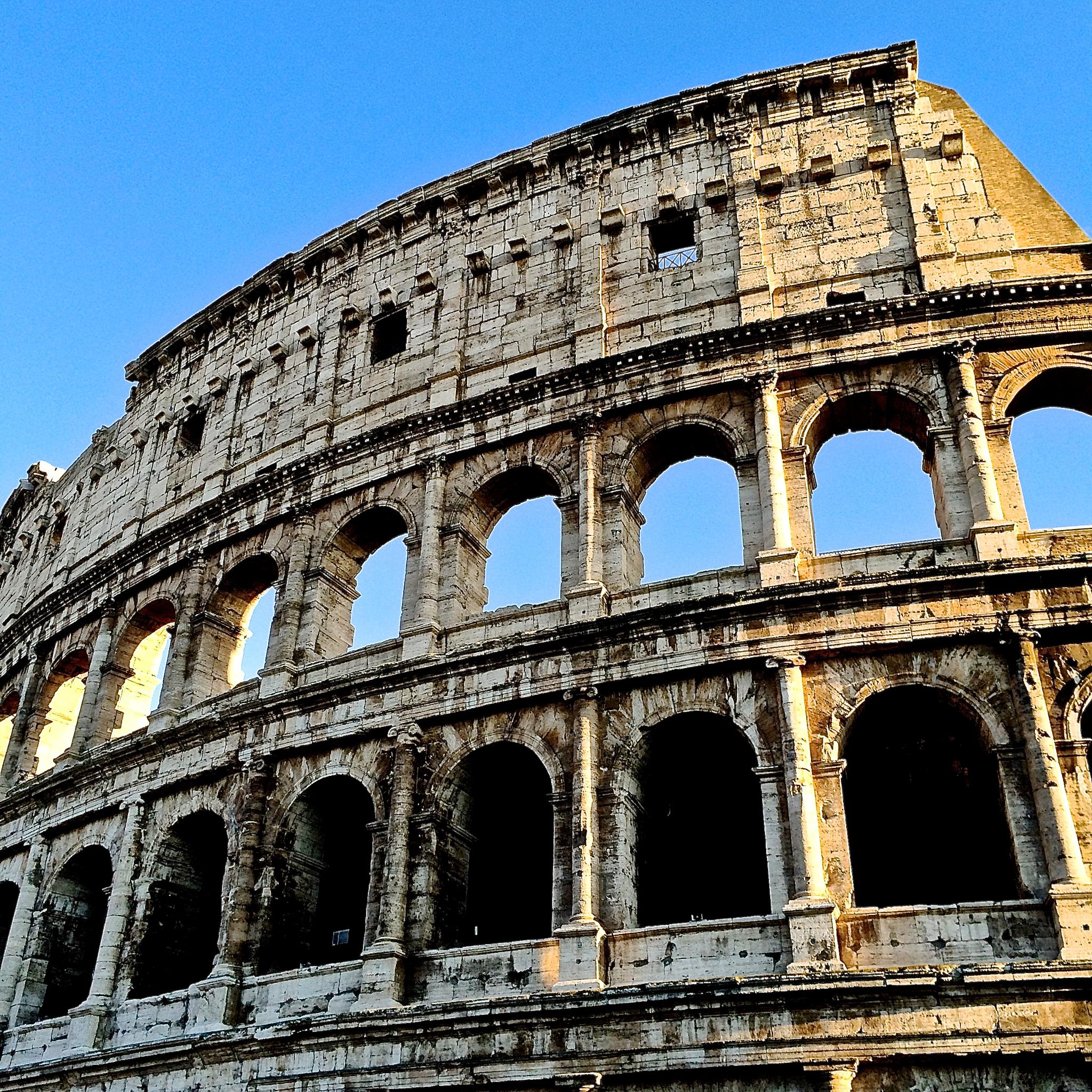 Colosseum by coiatellimarco