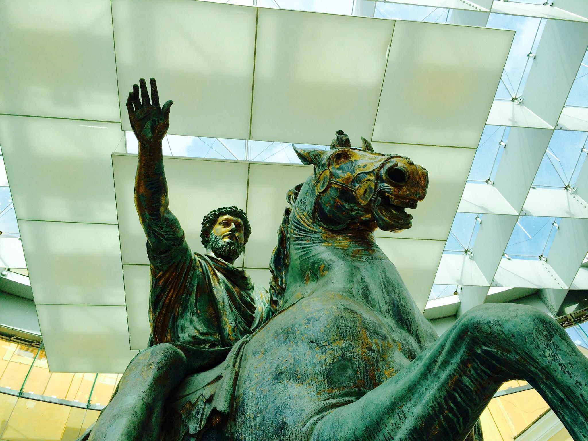 Marco Aurelio by coiatellimarco