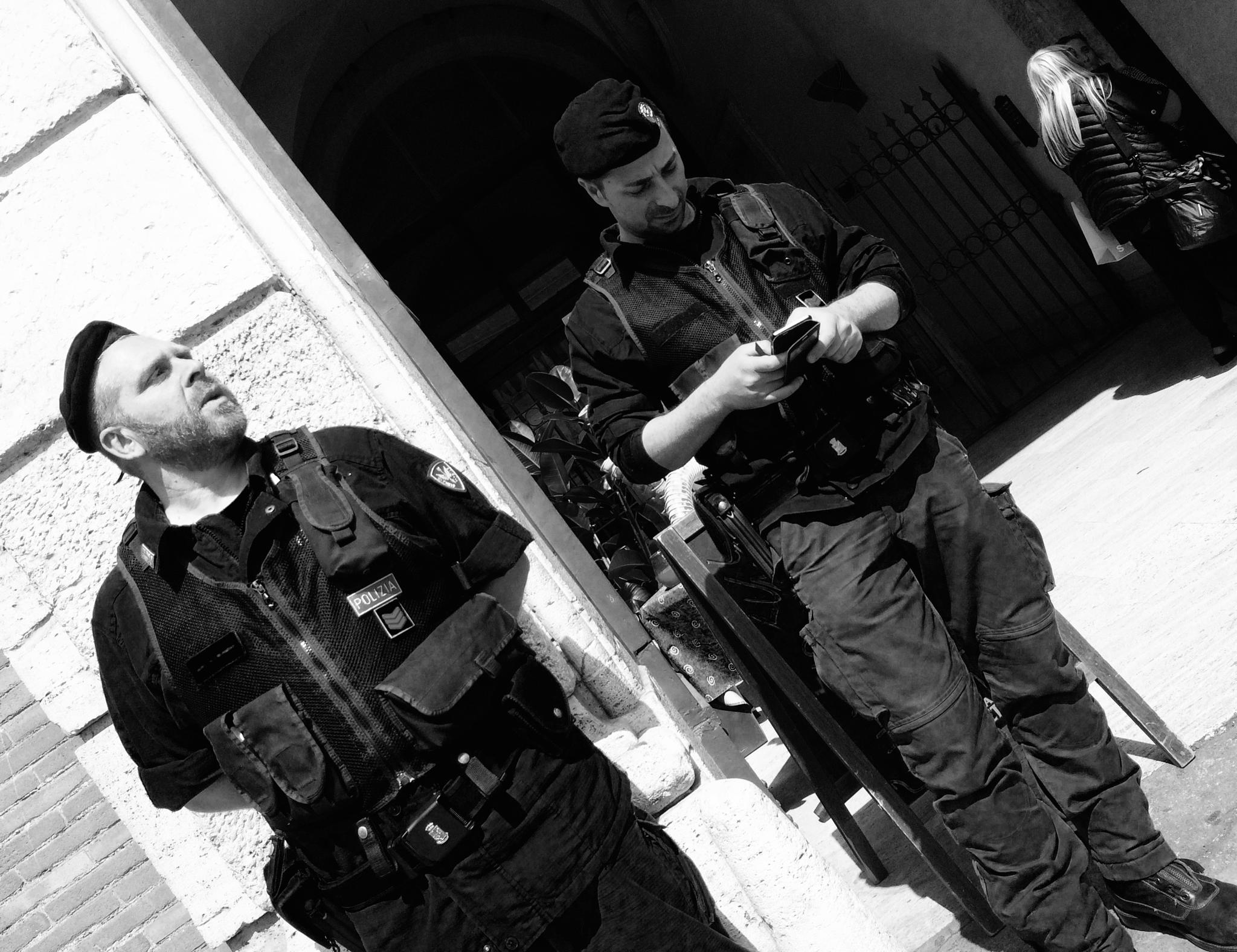 Polizia 101 by coiatellimarco