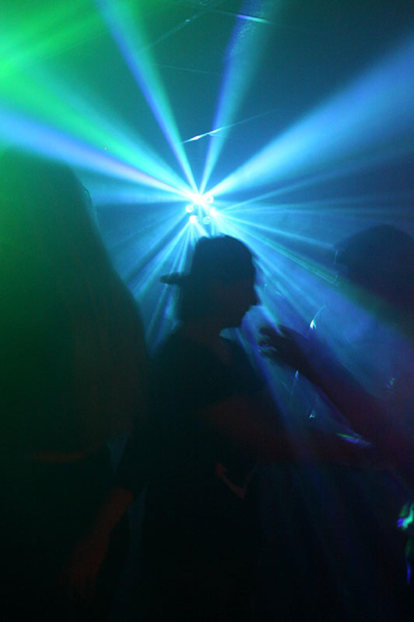 Disco light by karljohan.sandberg