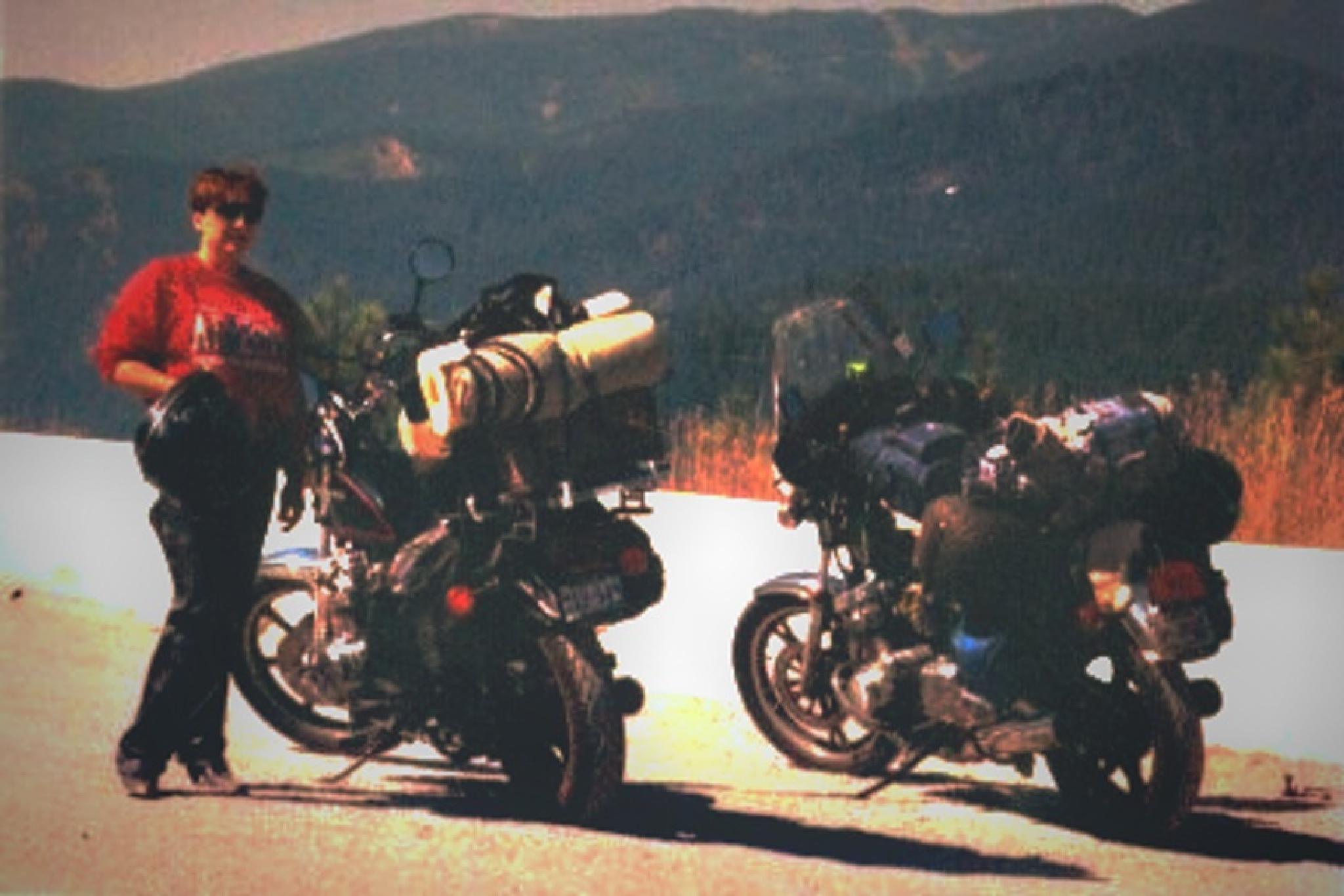 Somewhere along   I 94 in Washington by Buffalo