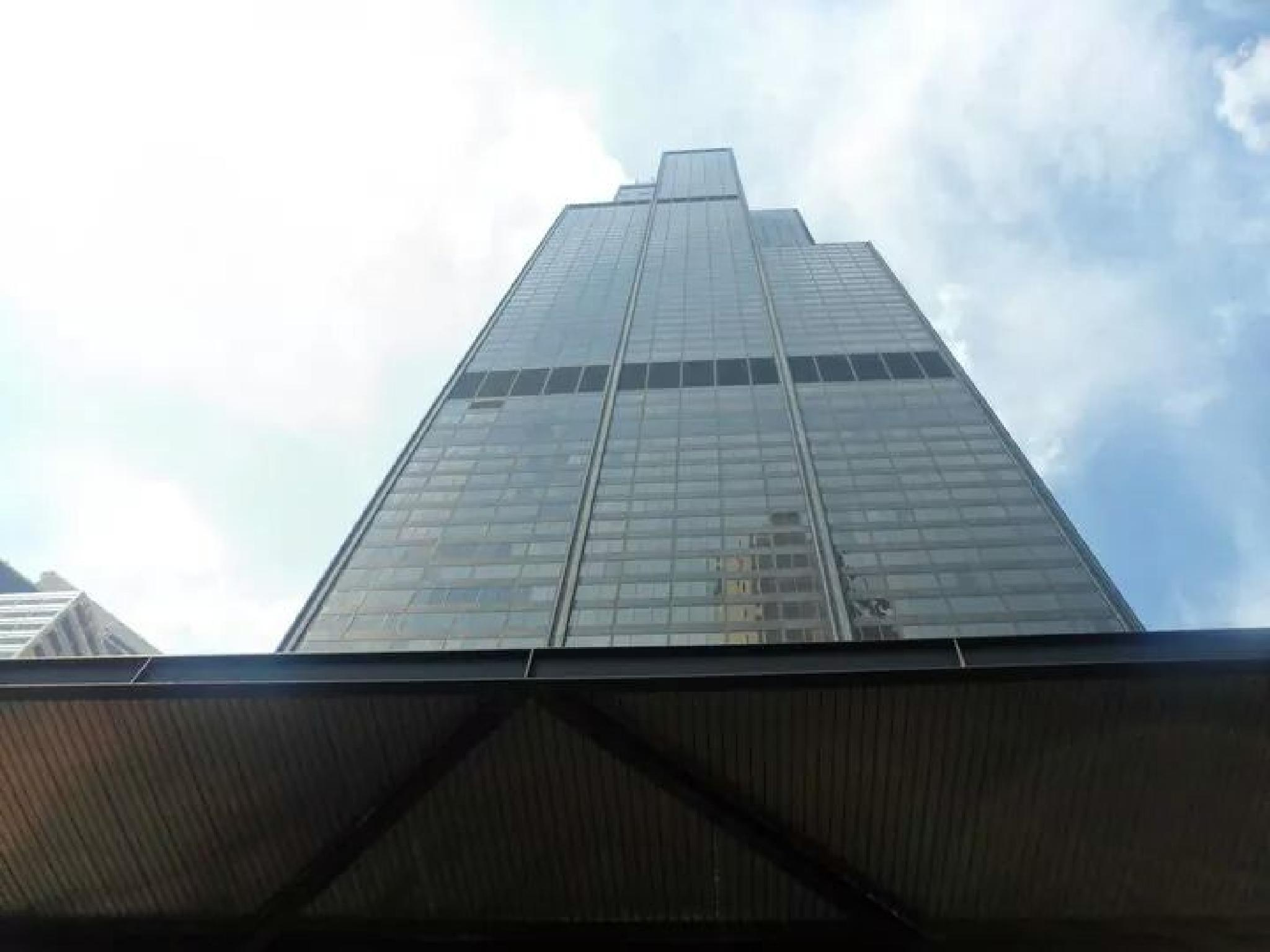 Sears Tower Building by jessica.k.whitehead1
