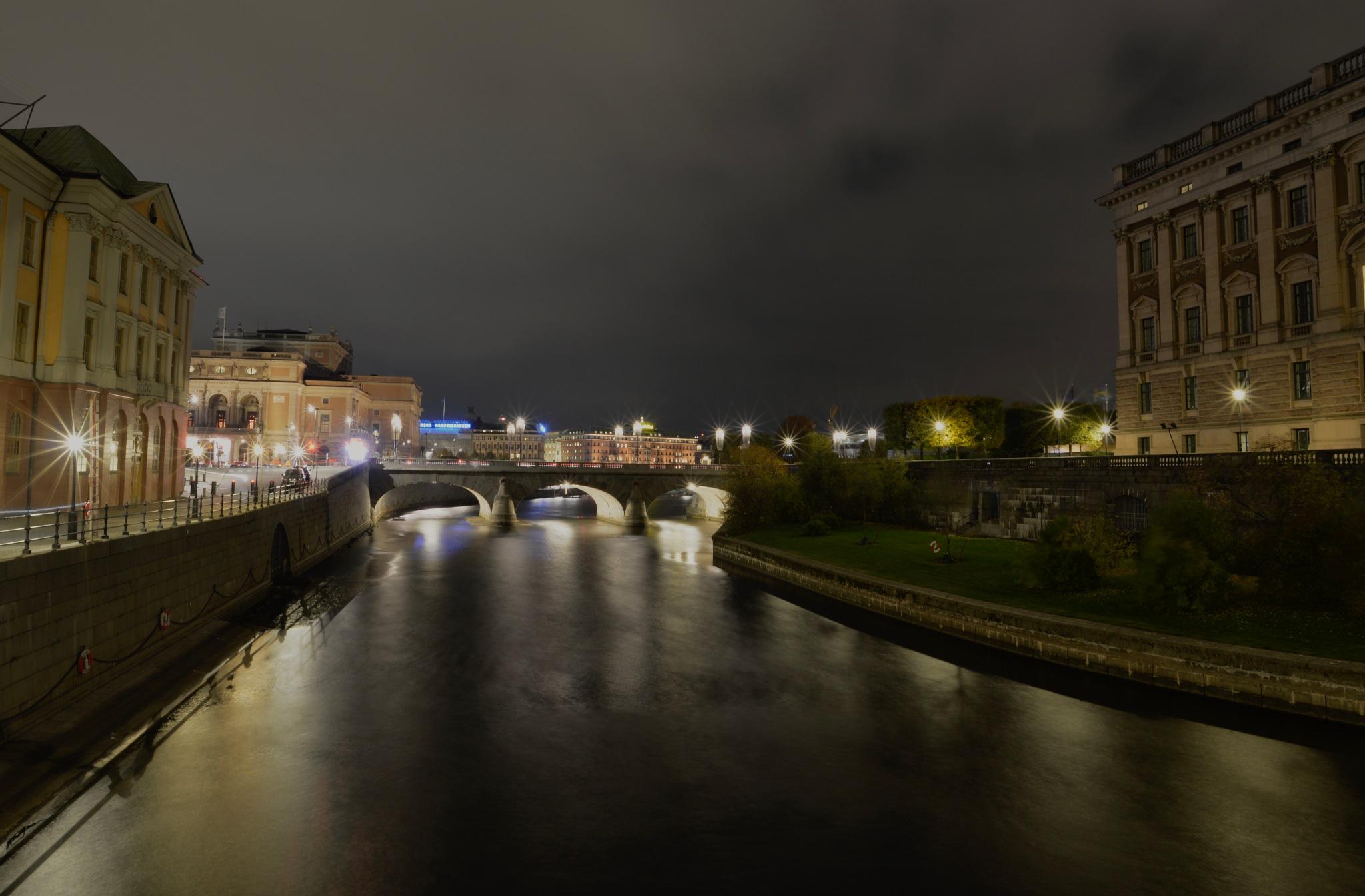 Stockholm, Sweden by liv