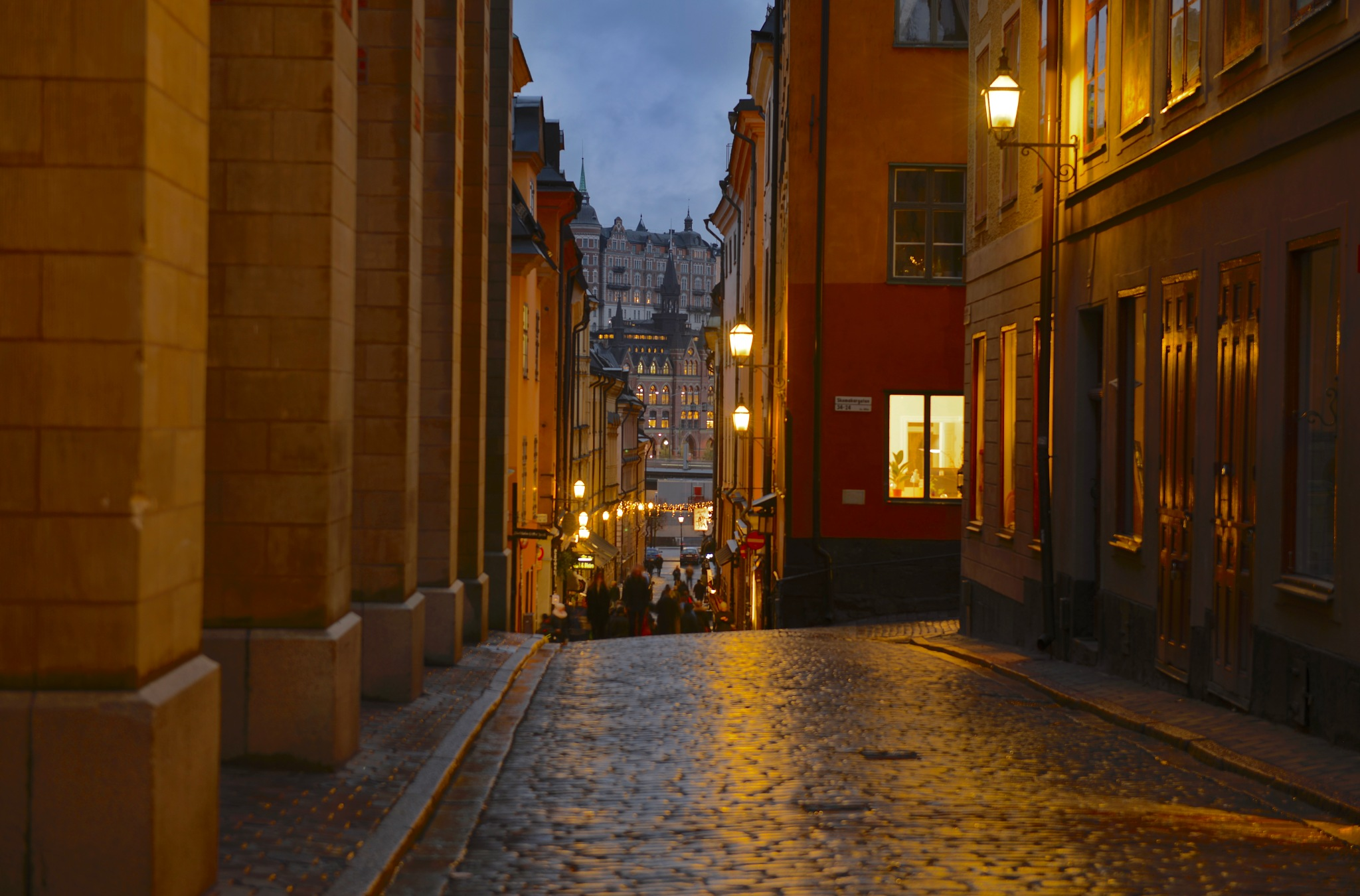 The Old Town Stockholm by liv