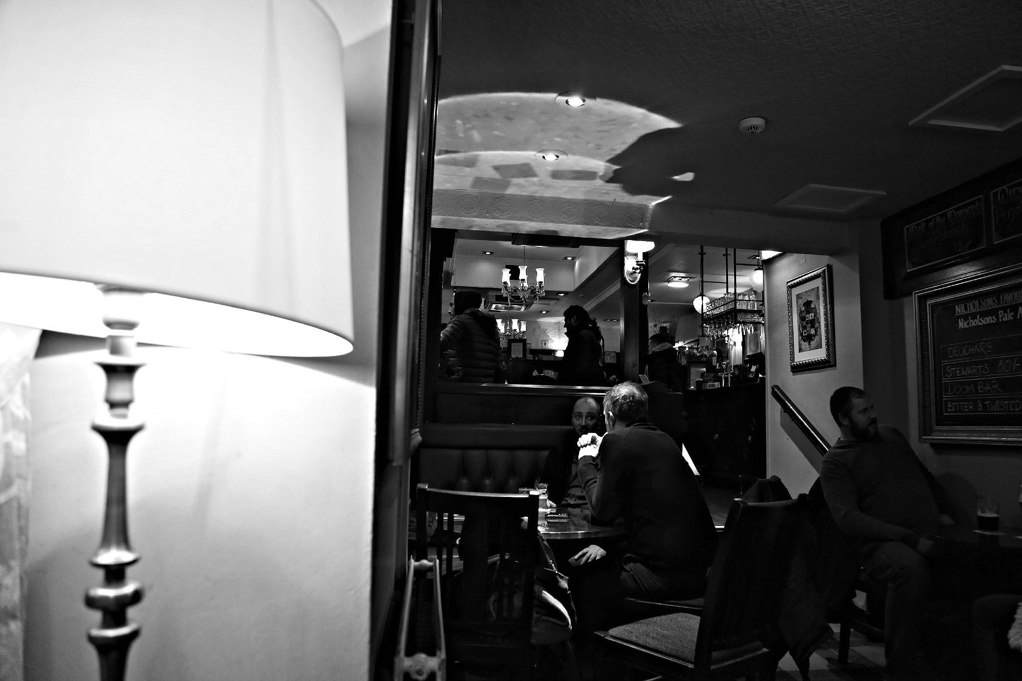 Greyfriars' Pub  by Cora