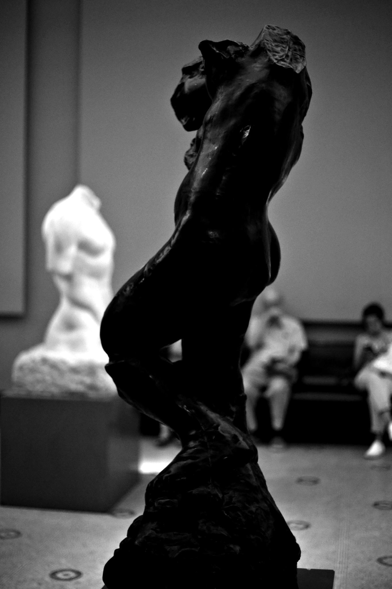 A work of Rodin by Cora
