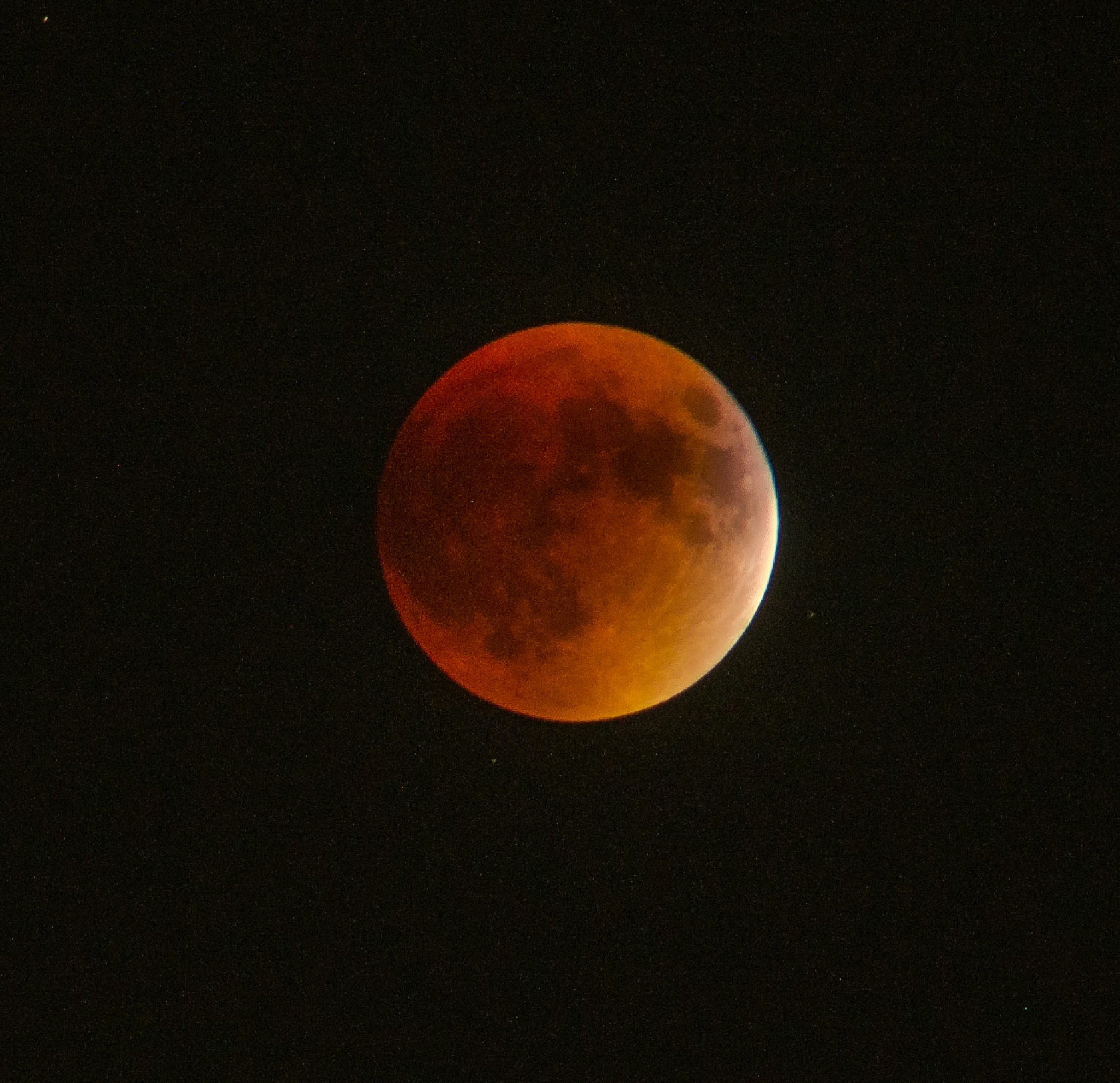 Blood moon Sept 2015 by richard.magers