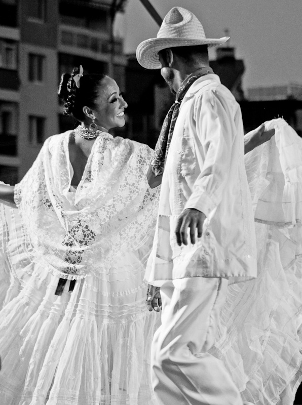 Mexico dance 1 by Mihail Dimitrov