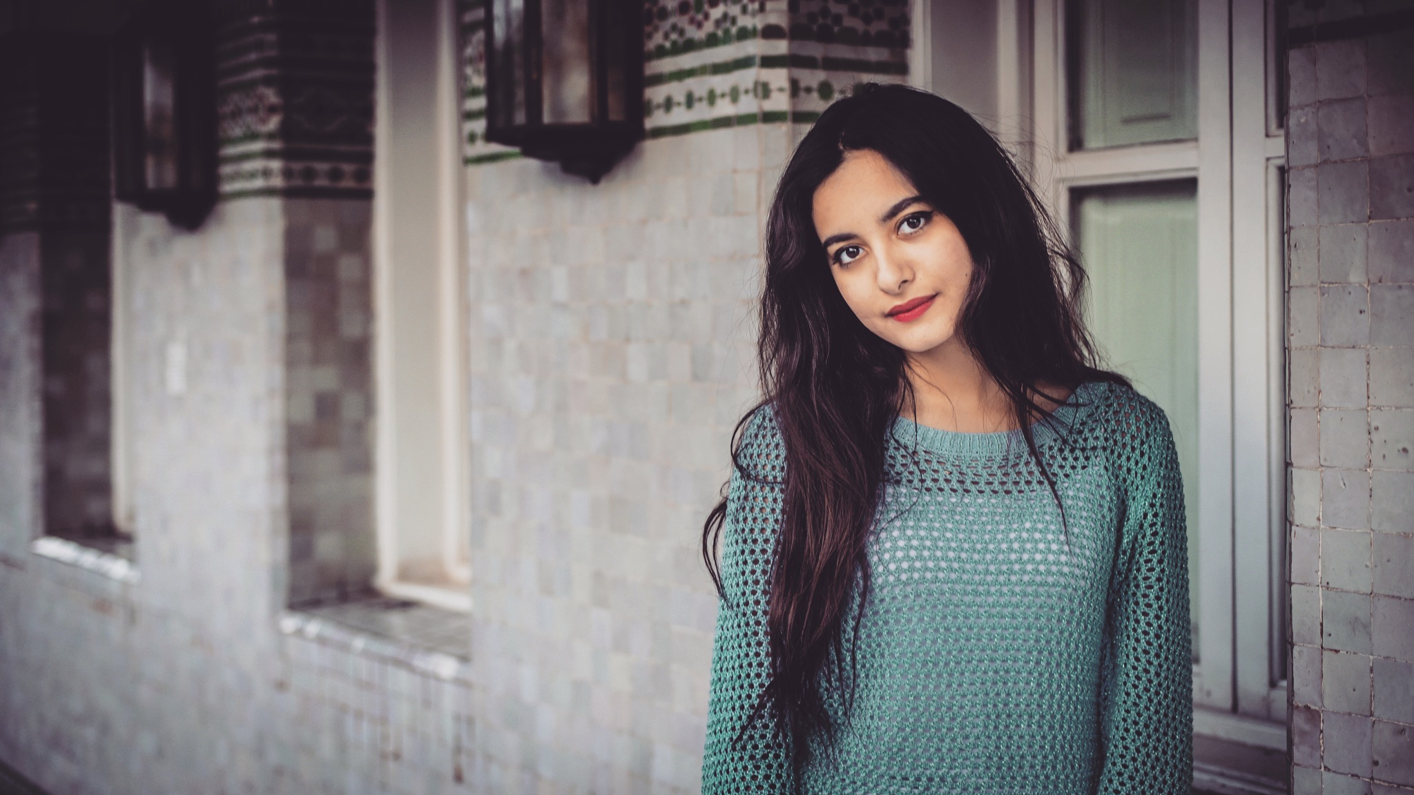 a girl by haddouchitarik