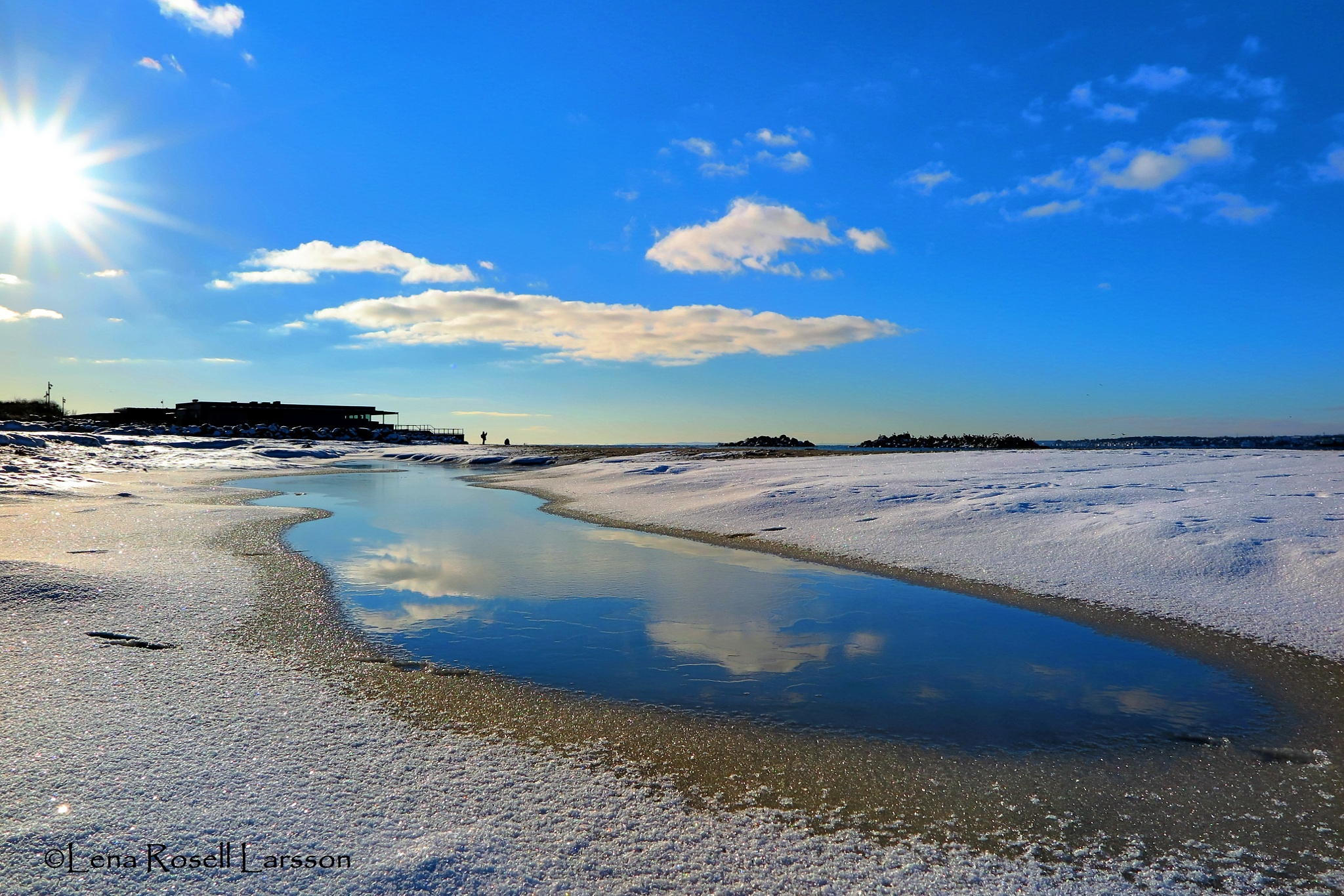 Ice-Slush by lena.roselllarsson