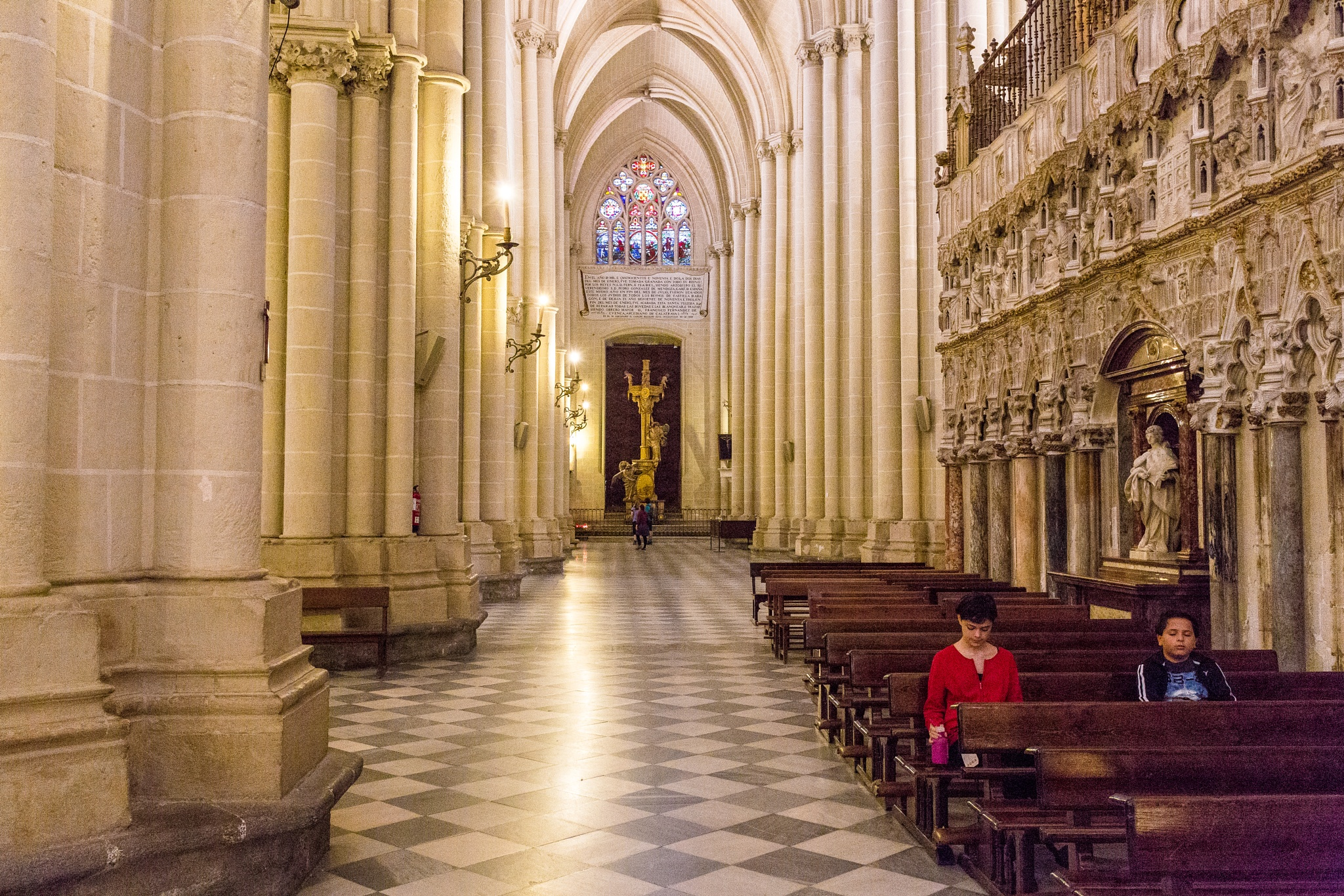 Cathedral, Toledo by PedroPauloRipper