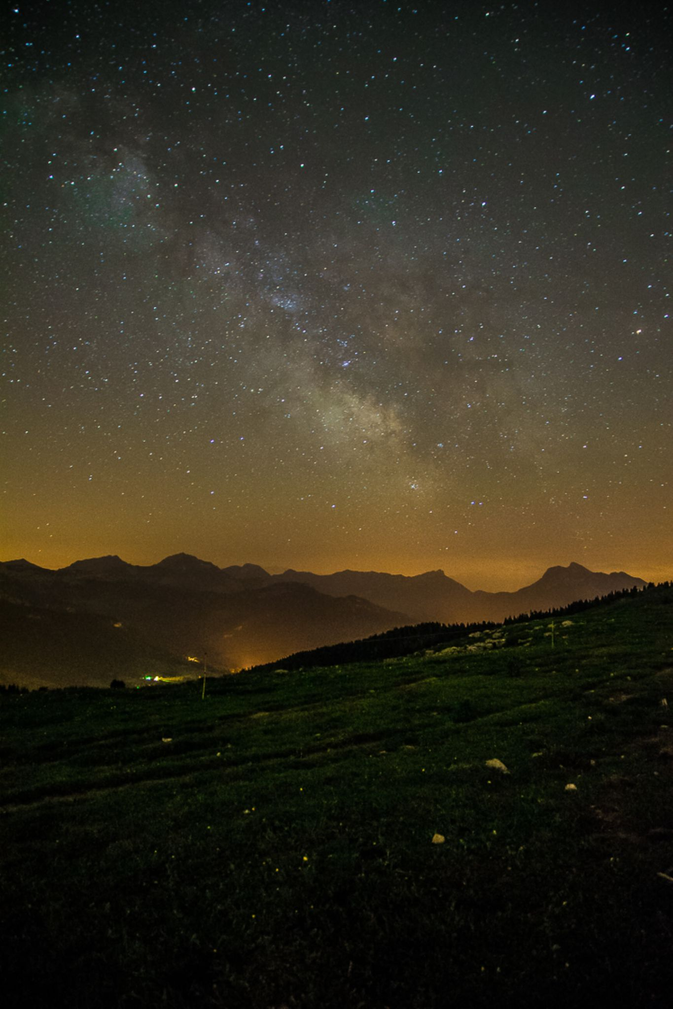 Milky Way by TheGueux
