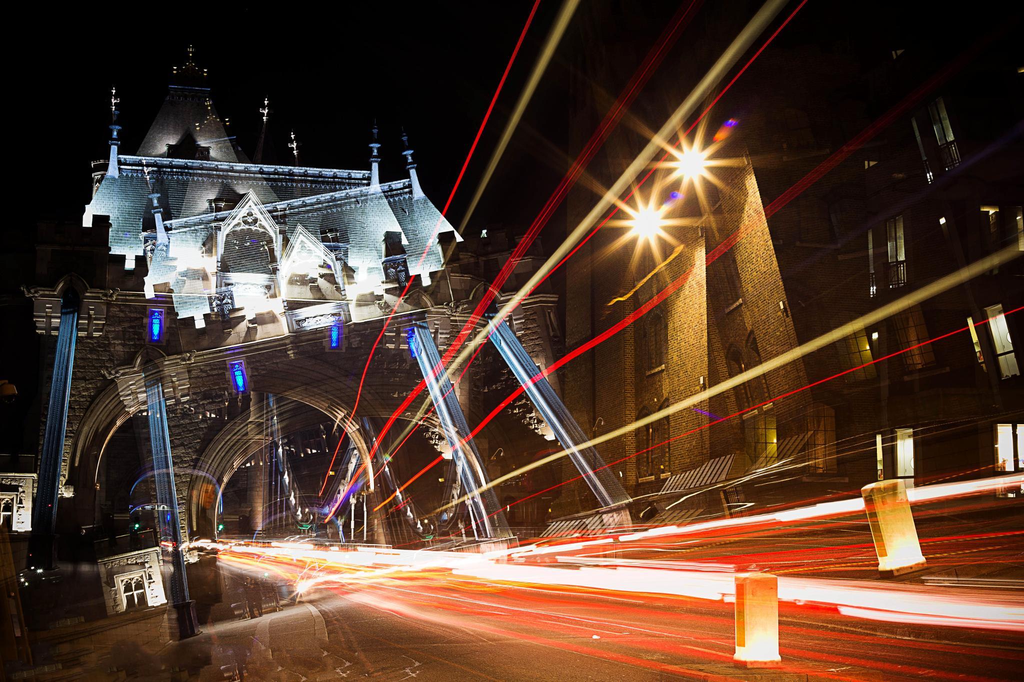 tower bridge#london by kinga.kobylanska