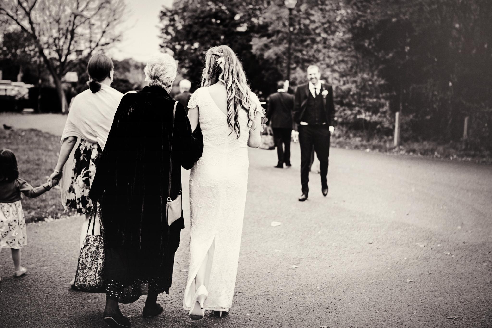 wedding walk by kinga.kobylanska
