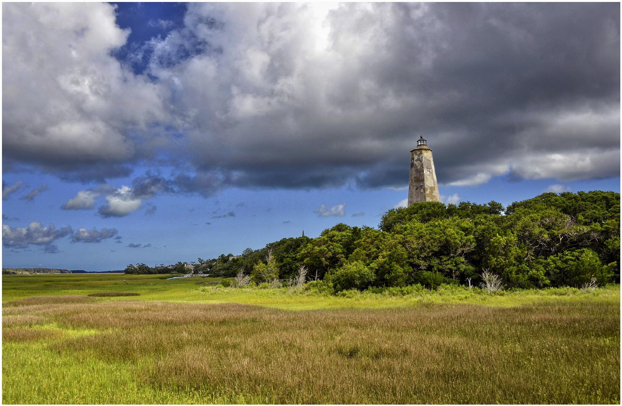 Old Baldy - Bald Head Island, NC by tedurquhart1