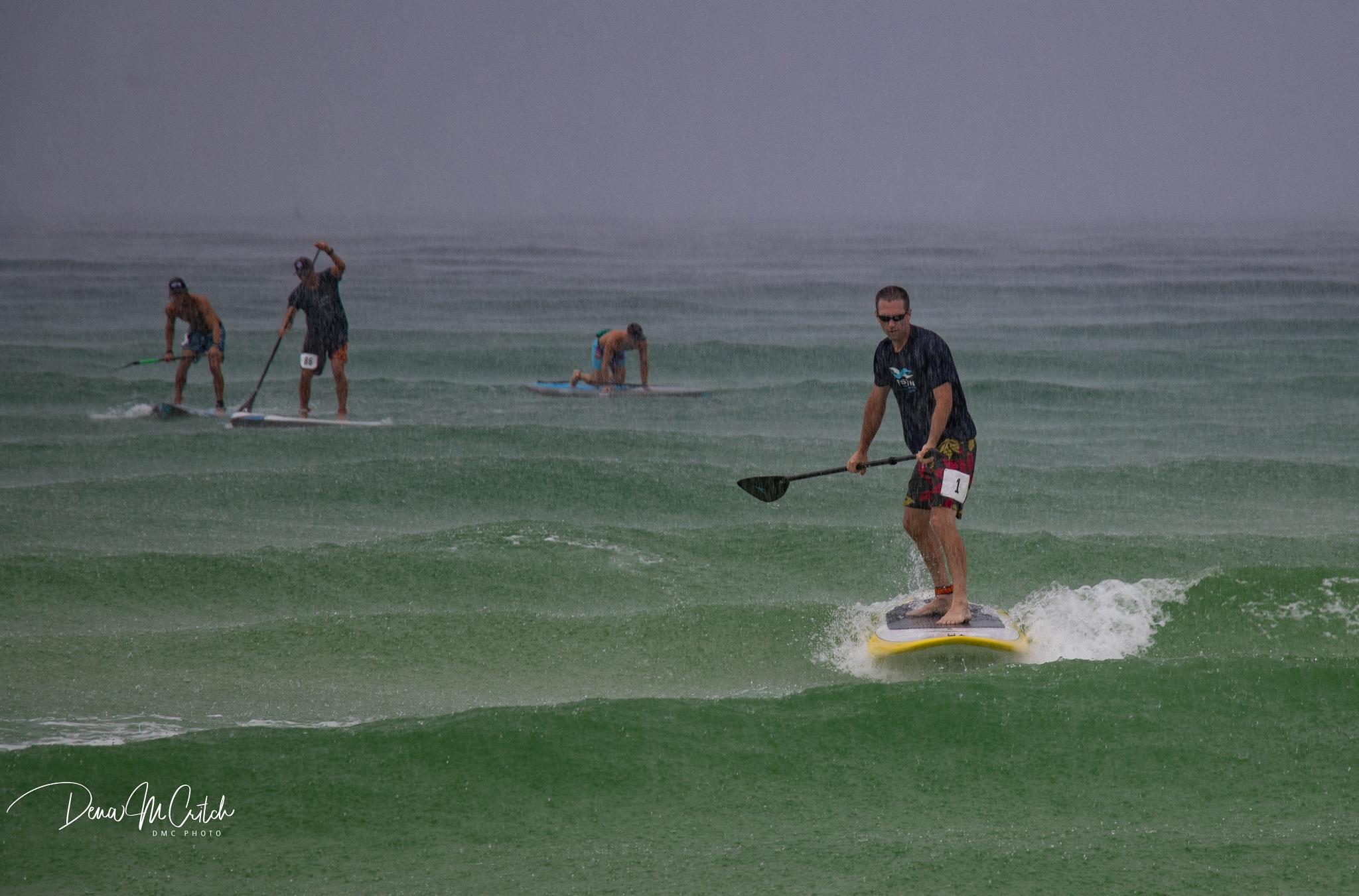 Paddle in the Rain by dena.critch