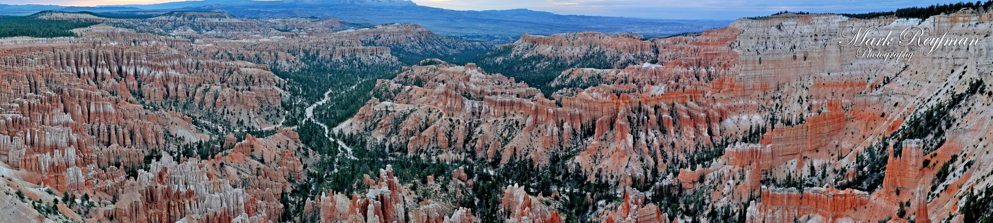 Bryce Canyon Pano by marchik68