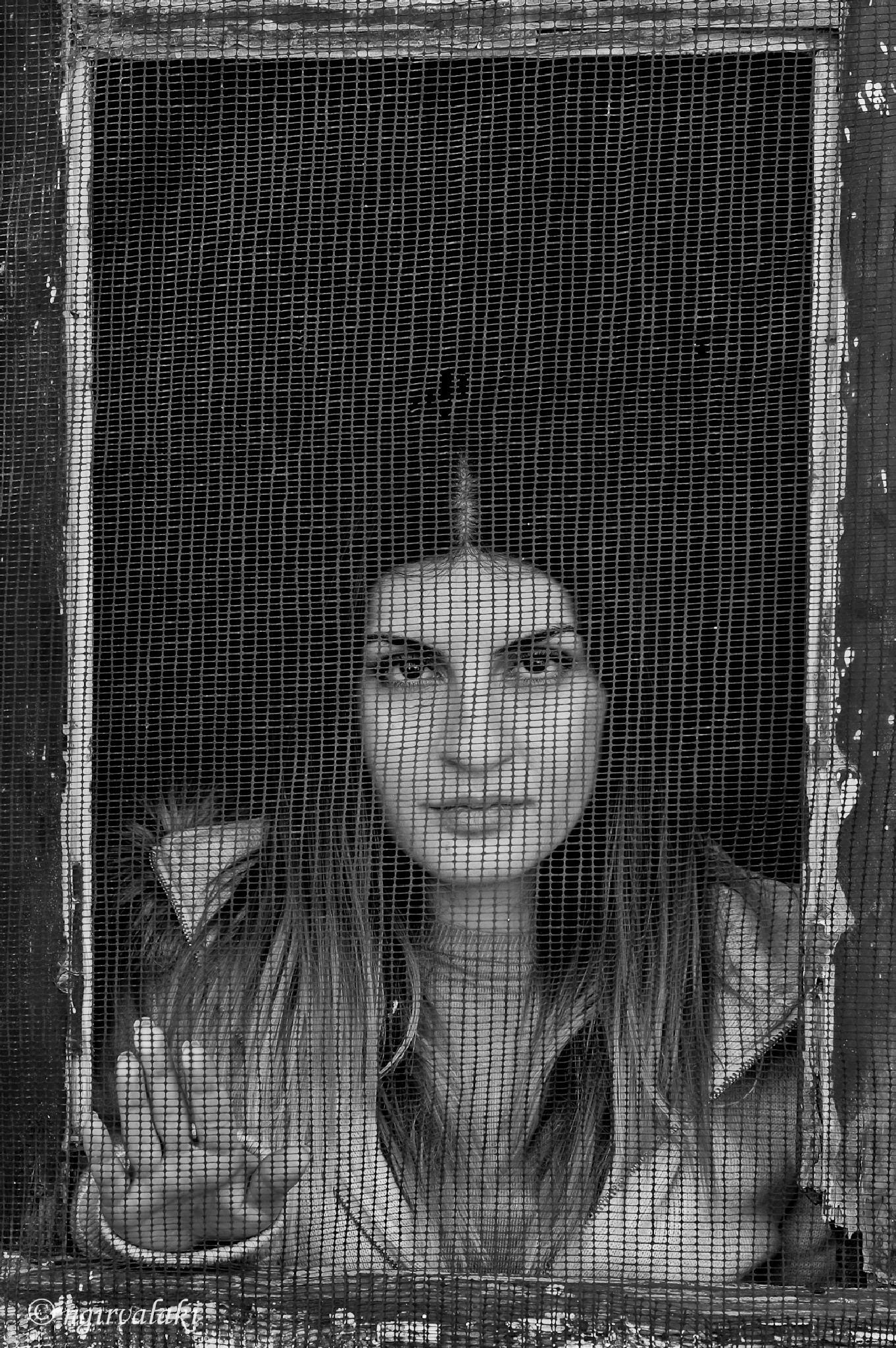 Imprisoned by NEKTARIA GIRVALAKI