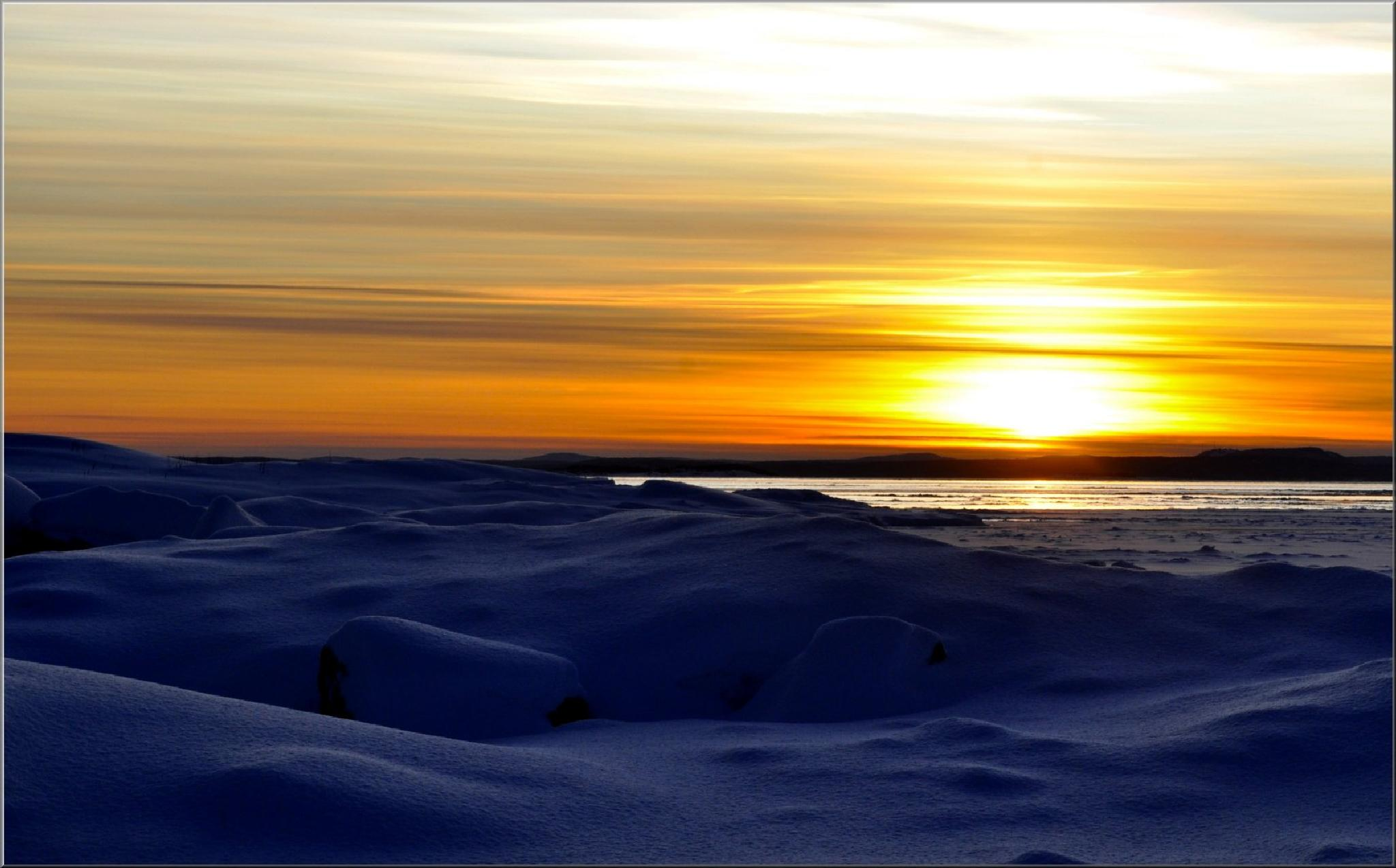 Sunset by Stefan Evensson Photography