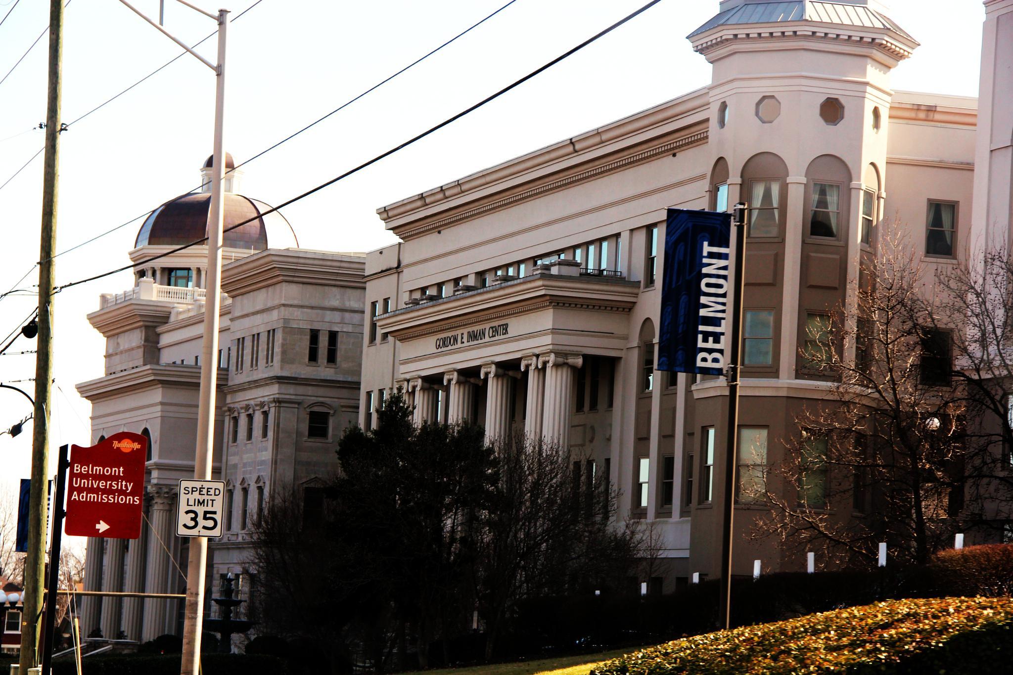Gordon E. Inman Center by MsAnaGNz