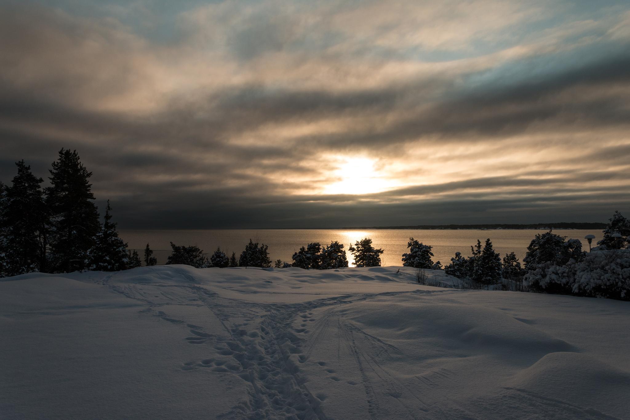 Vänern today by Vanerpaddel