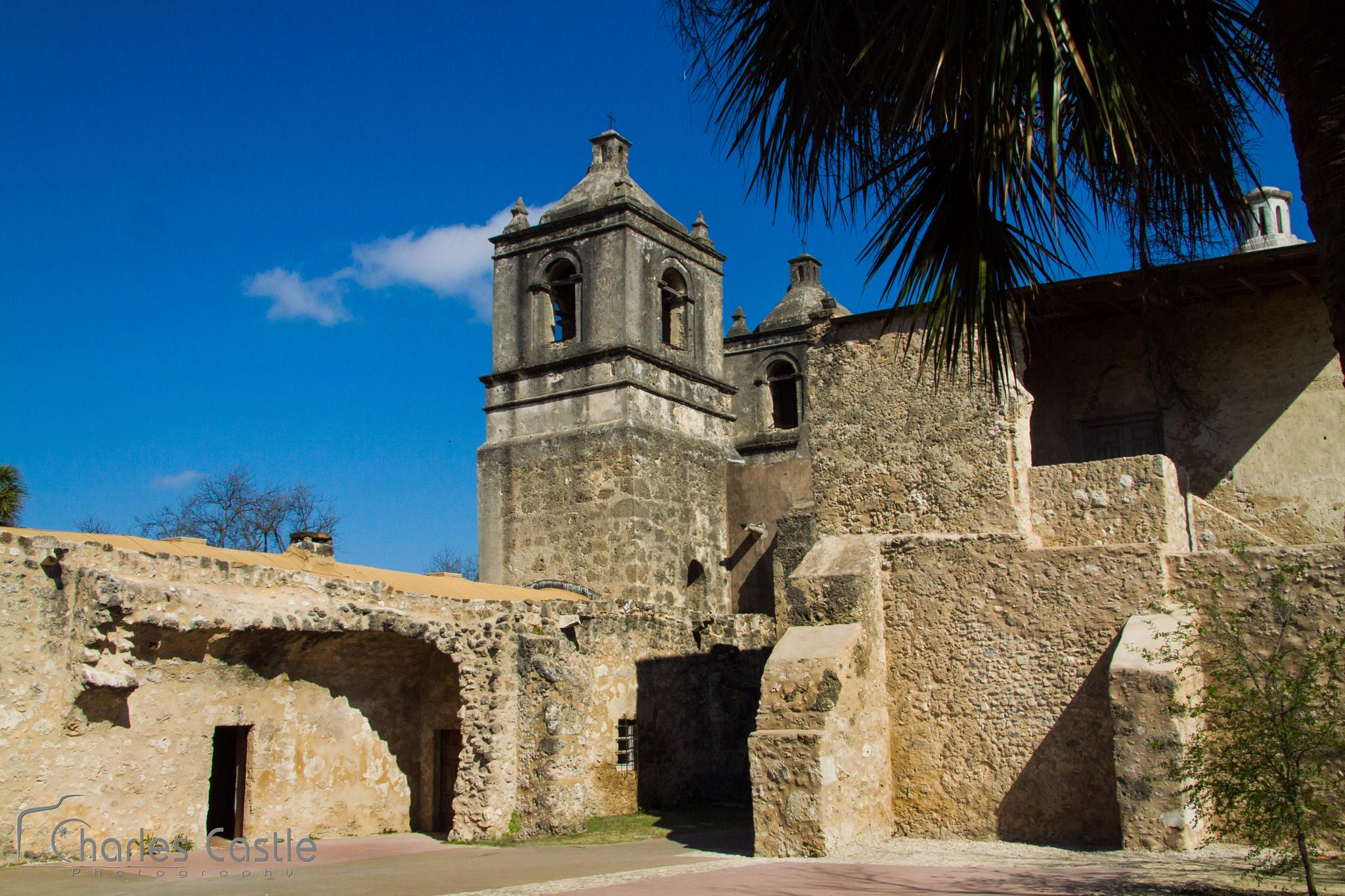 Missions of San Antonio by CastlePhotography