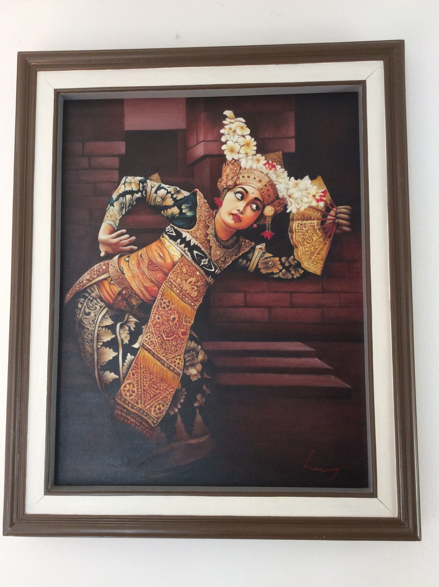 Balinese dancer by johnny.kariono