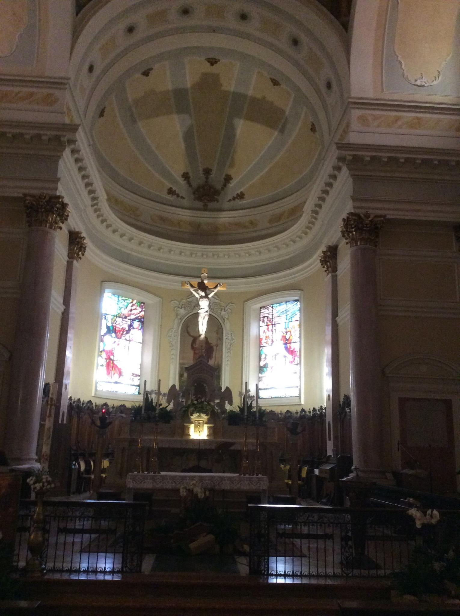 The central Chappel  by johnny.kariono