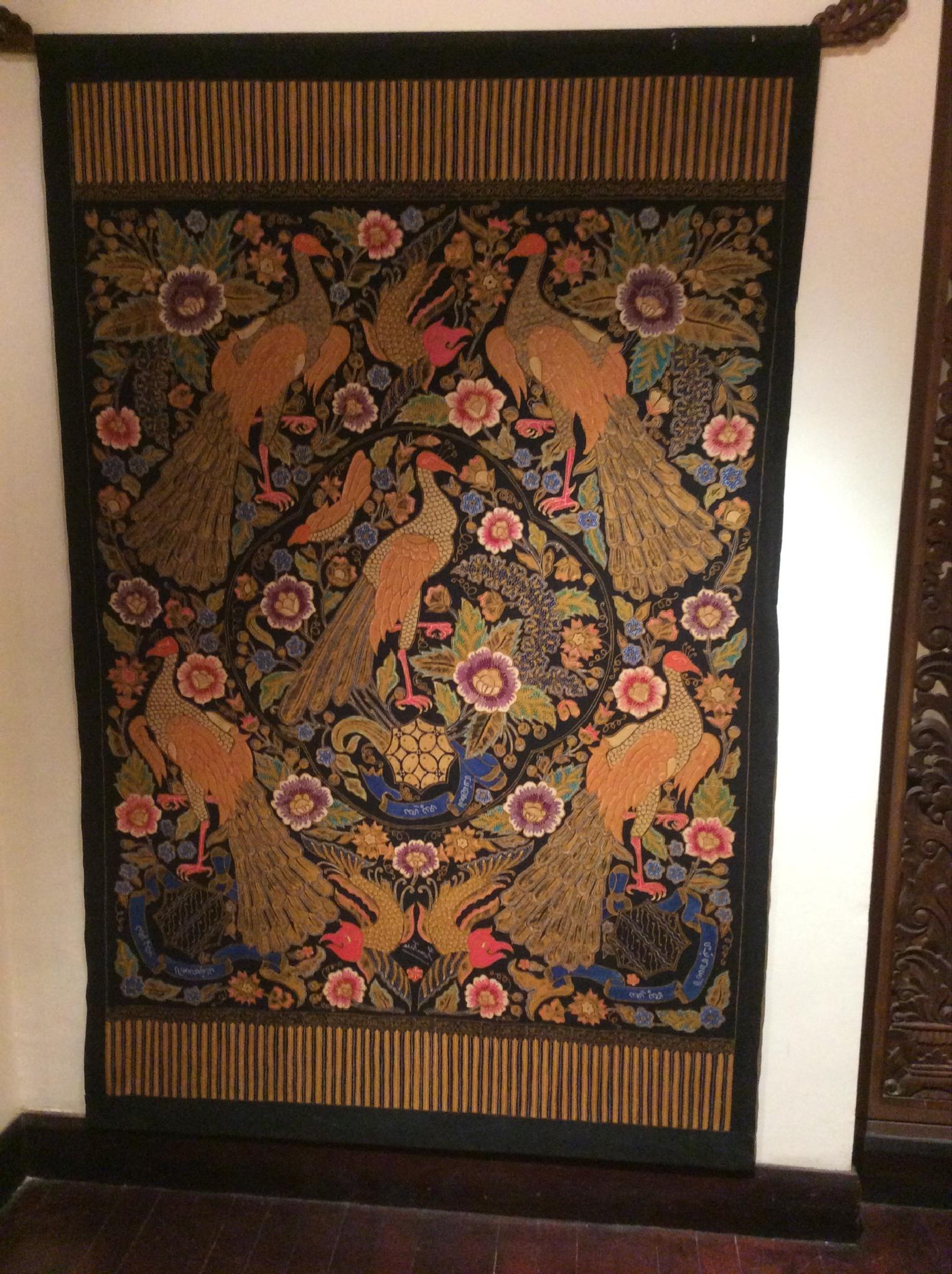 The beautiful Batik by johnny.kariono