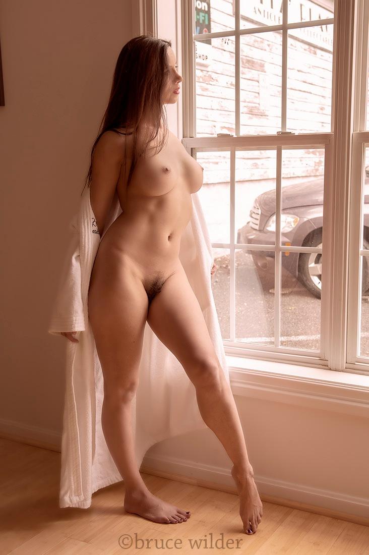 Window Gazing by Bruce Wilder