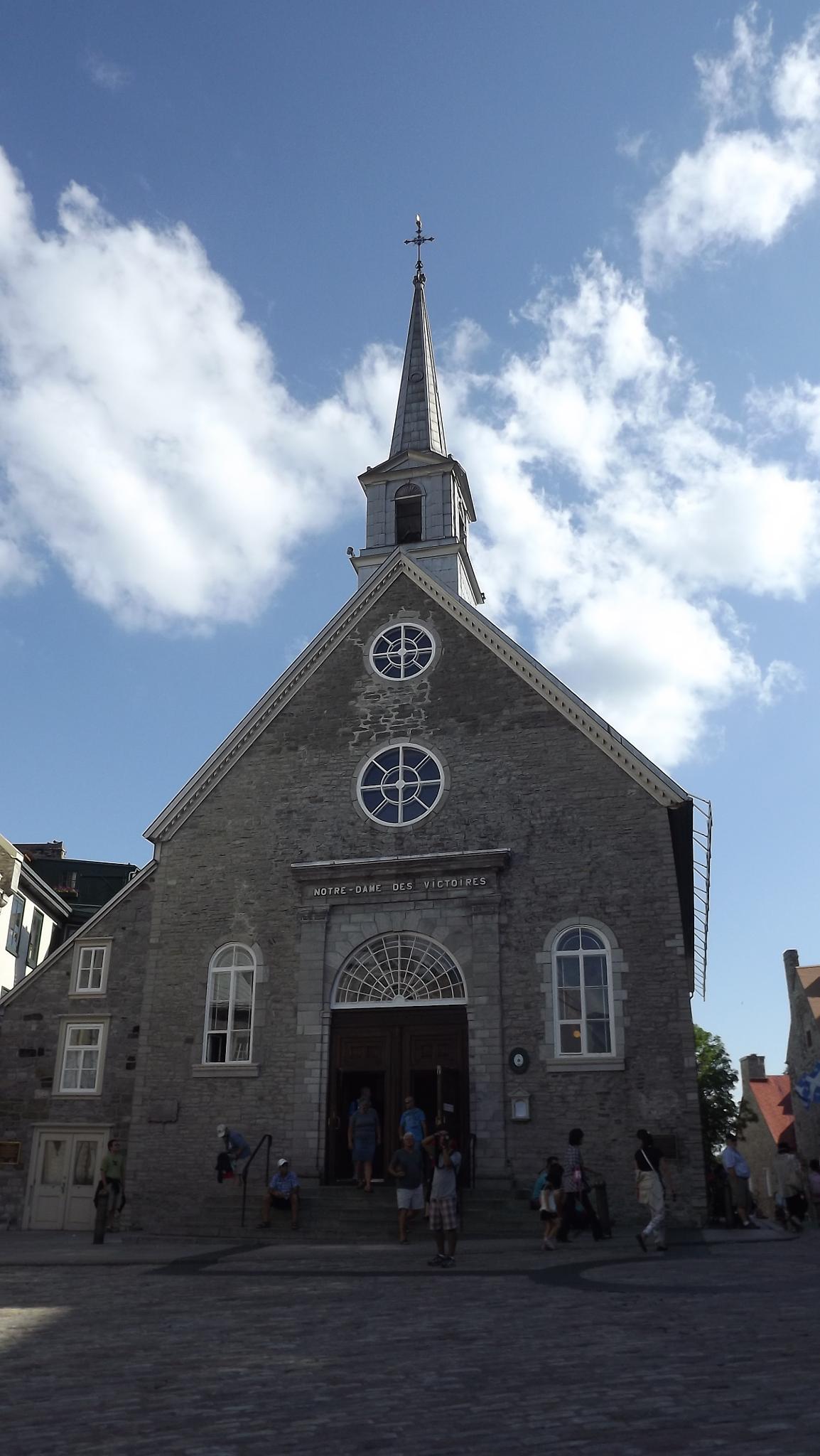 Église Node-Dame-des victoires by real.michaud.5036