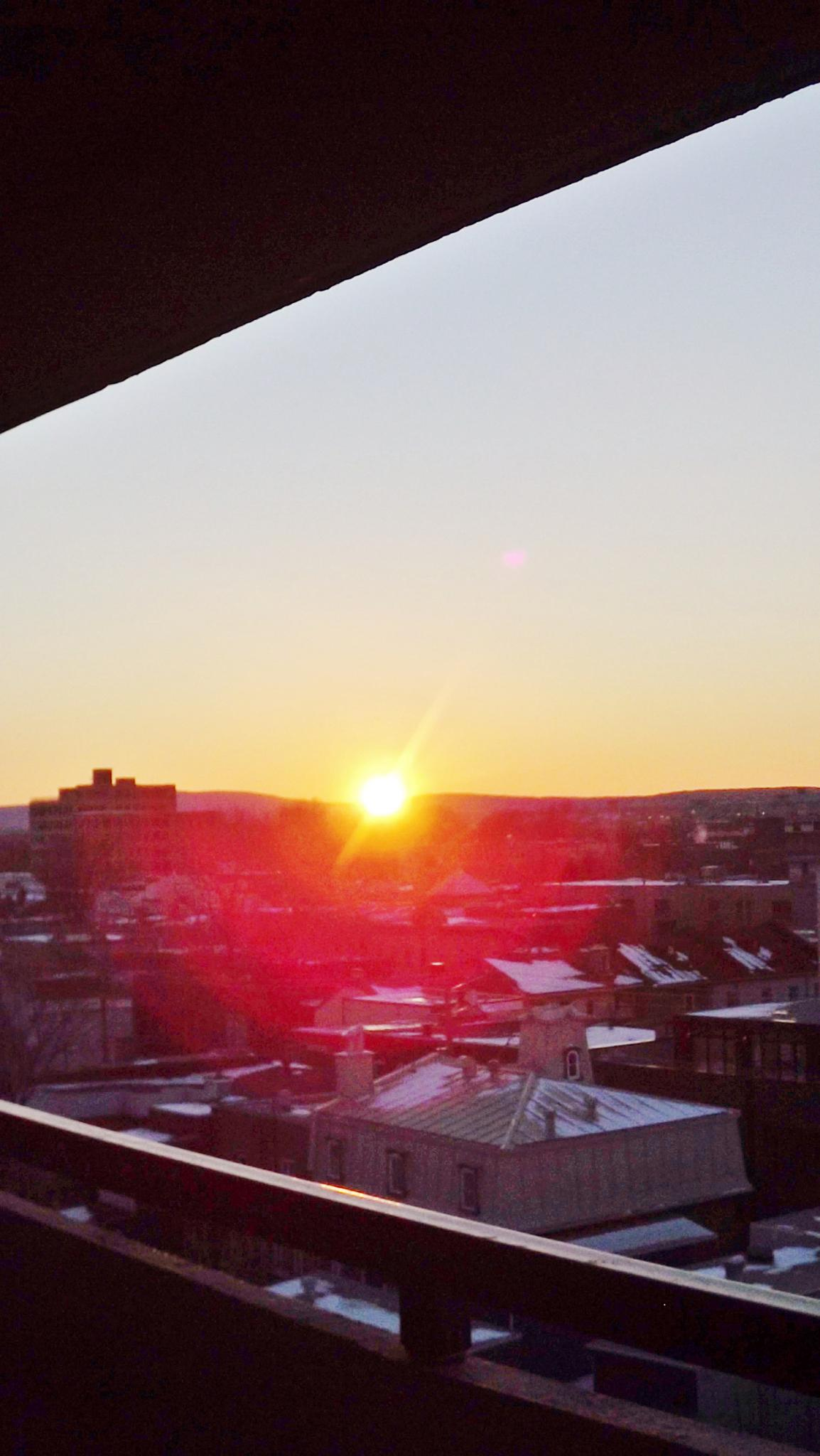 Quebec city easter sunset spring time by real.michaud.5036