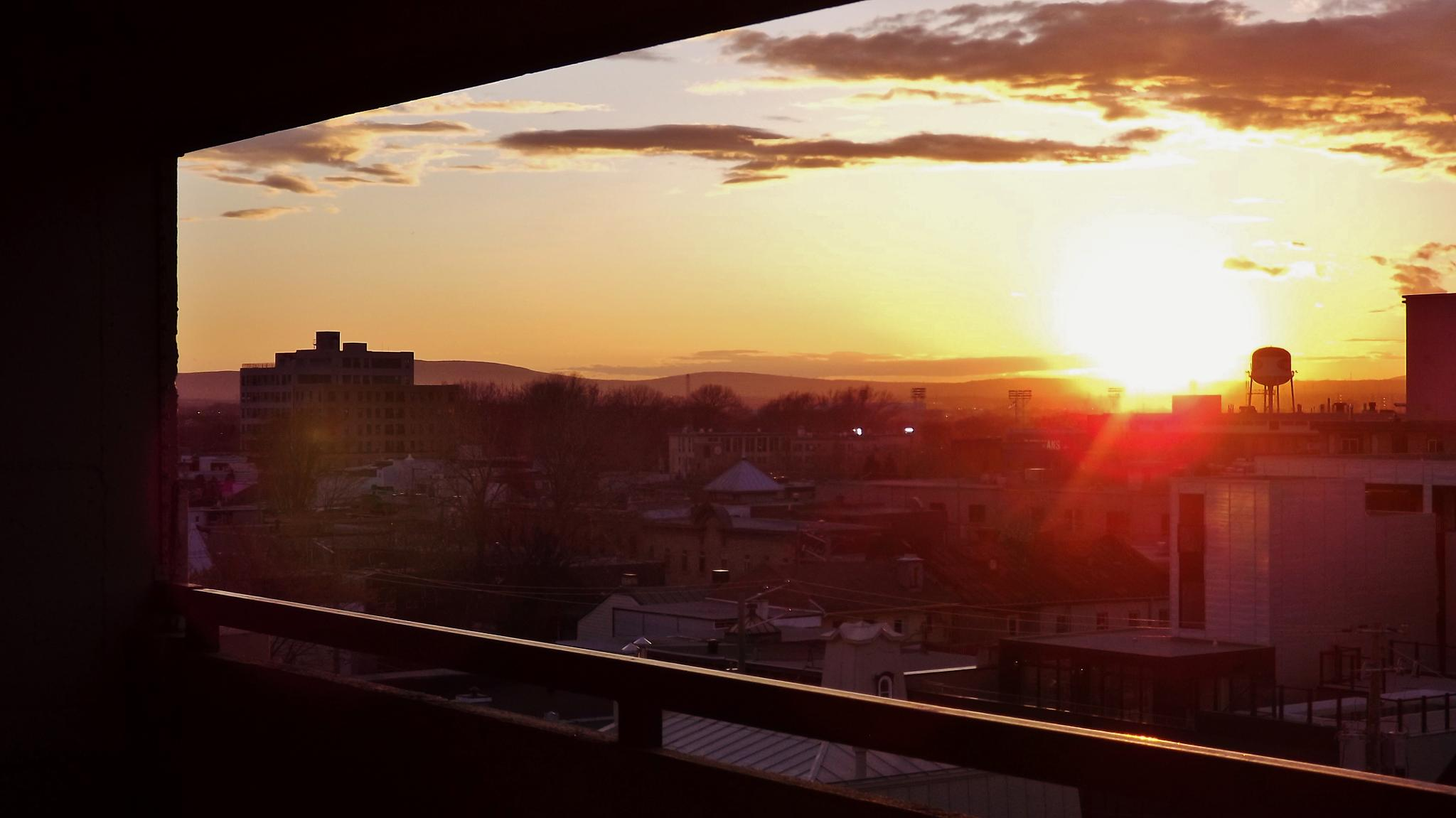View of my balcony by real.michaud.5036