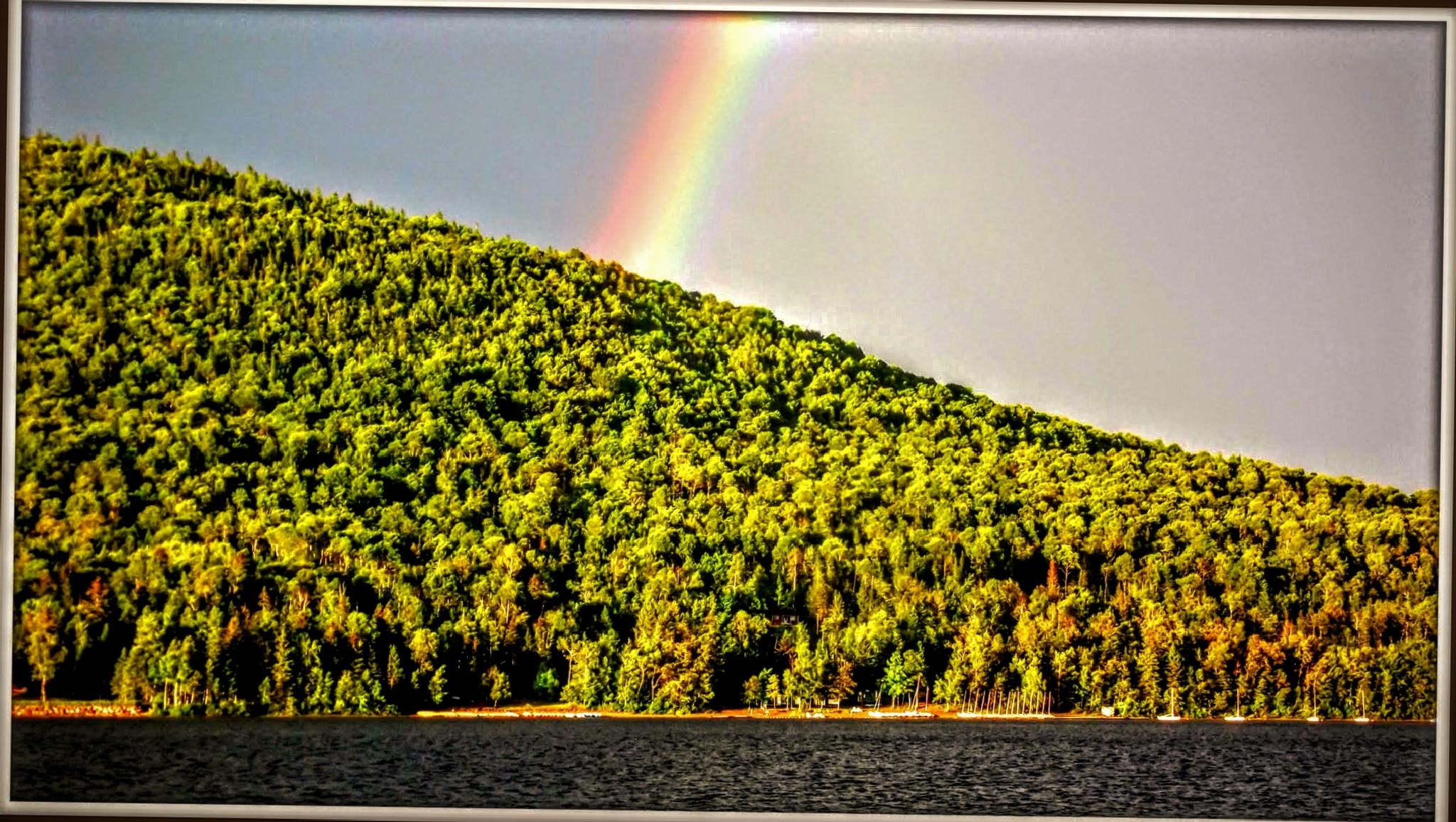 Rainbow for good time by real.michaud.5036