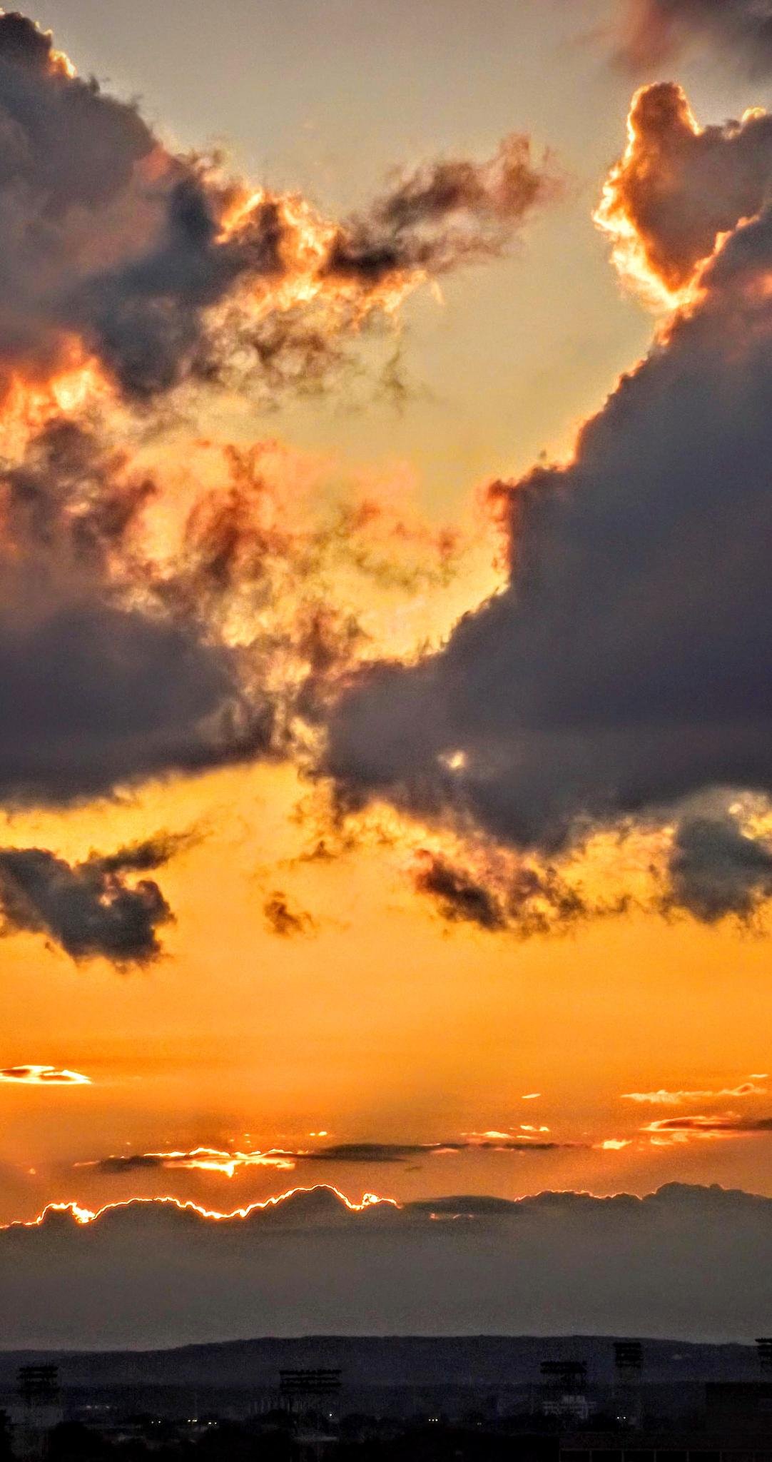 Something hot in the sky by real.michaud.5036