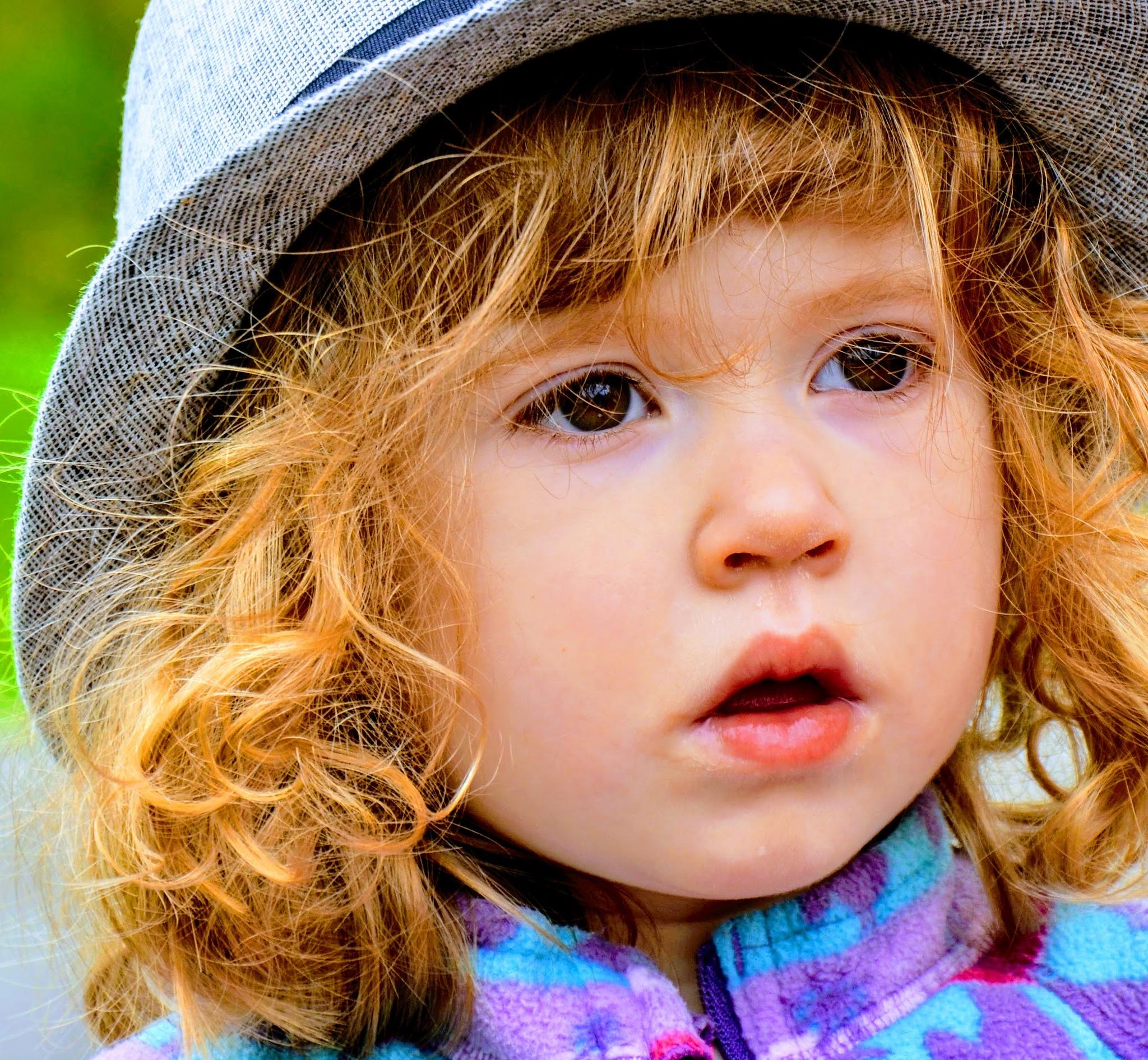 Le regard d'un enfant by real.michaud.5036